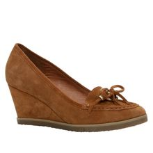 Pulsipher wedge loafer shoes