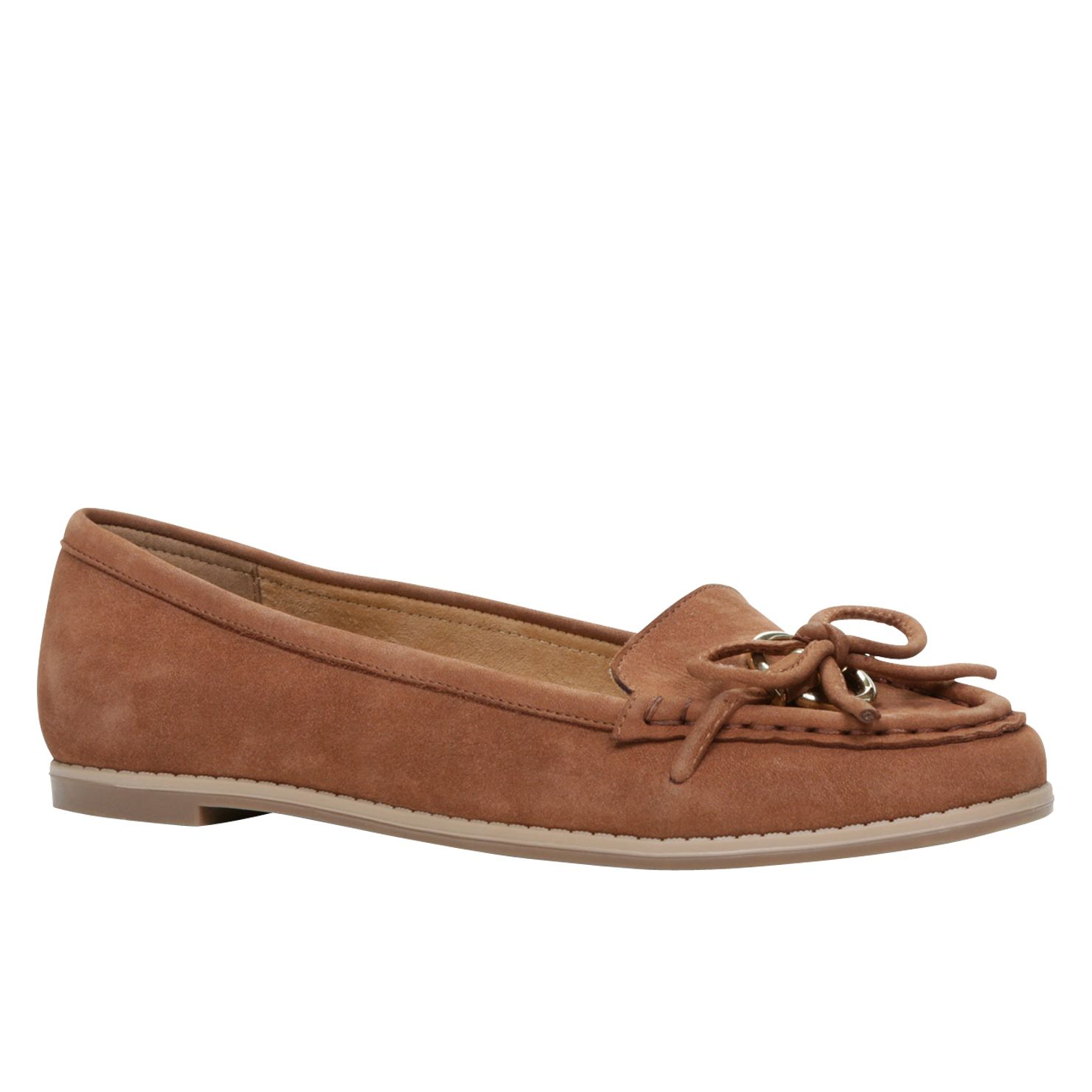 Unalevia loafer pump shoes