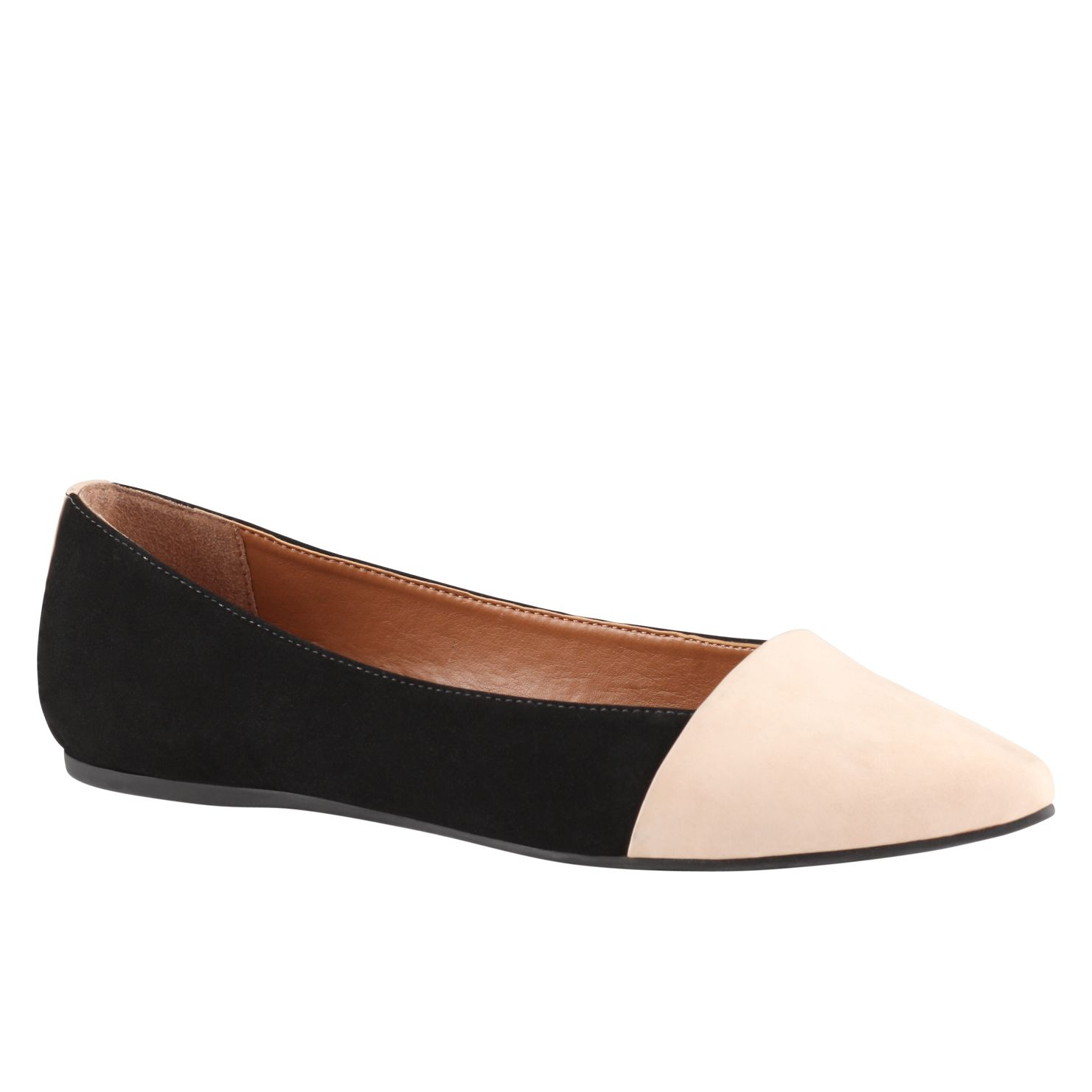 Unissa pointed toe pump shoes