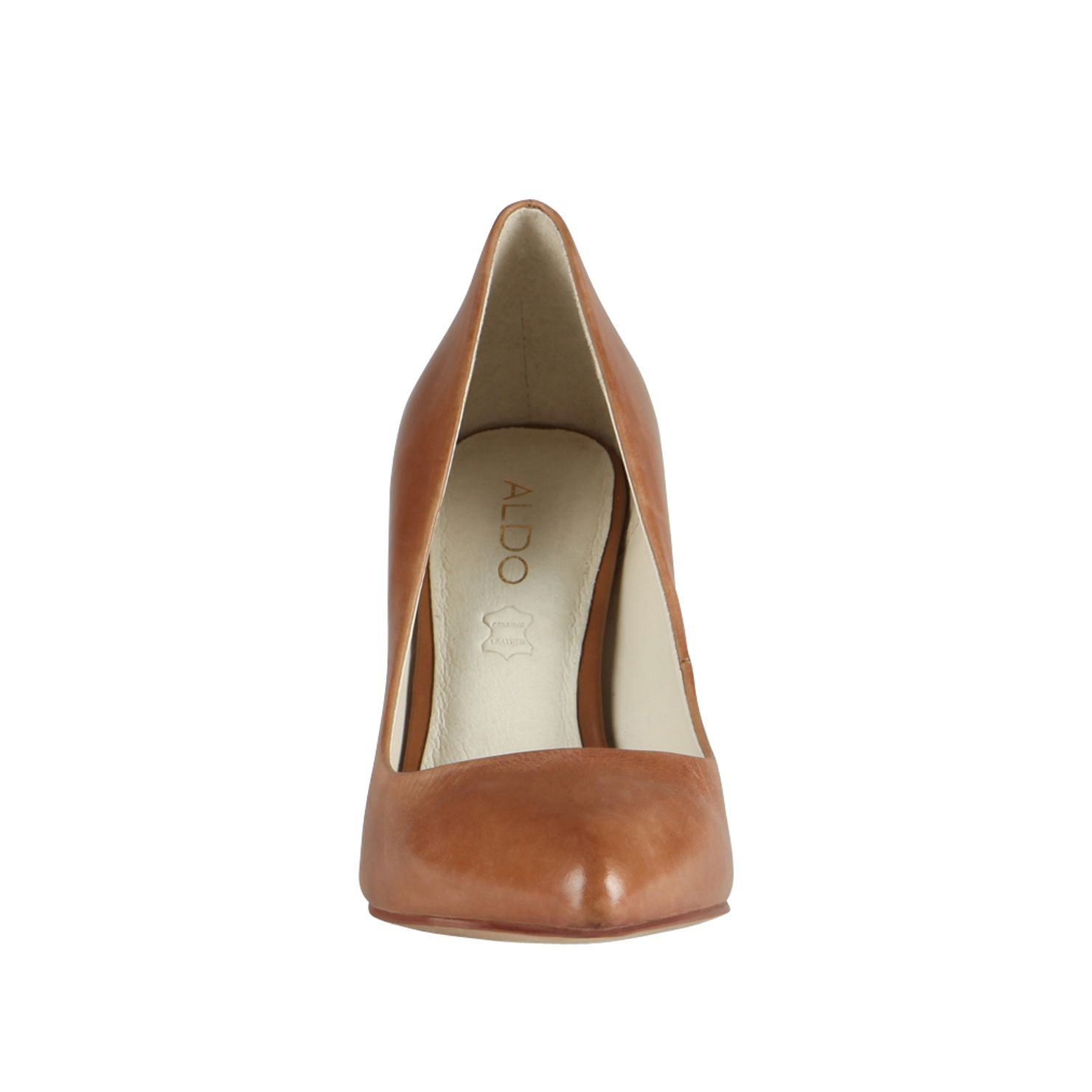 Agriria pointed toe court shoes