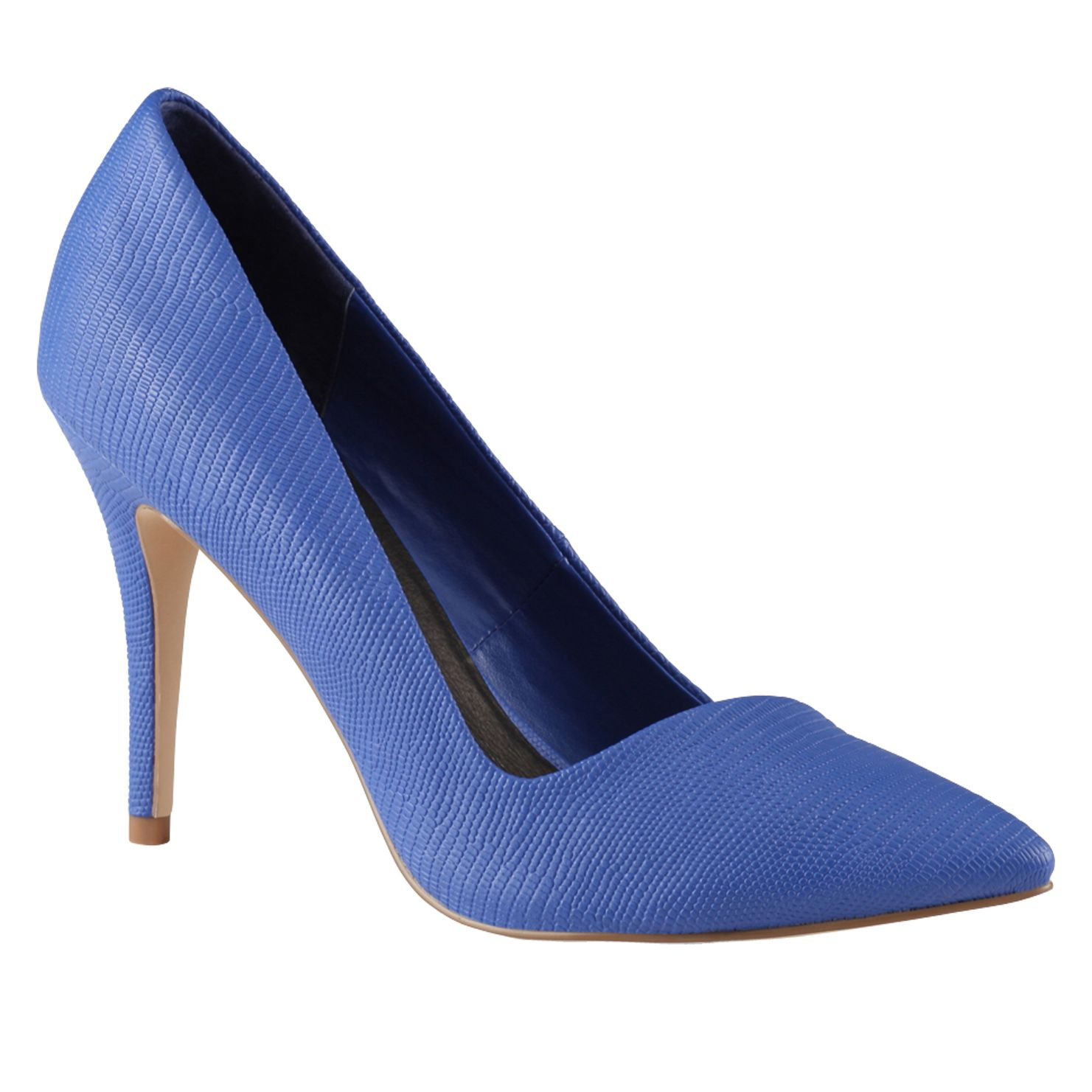 Ocaria pointed toe court shoes