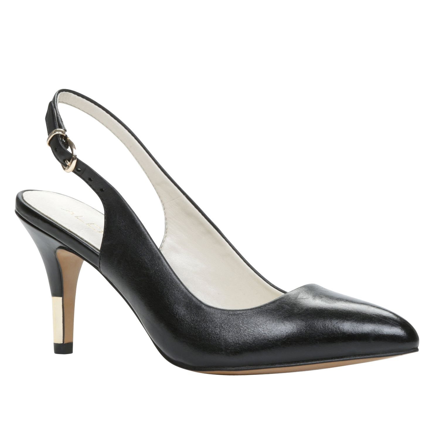 Nydiwien pointed toe court shoes
