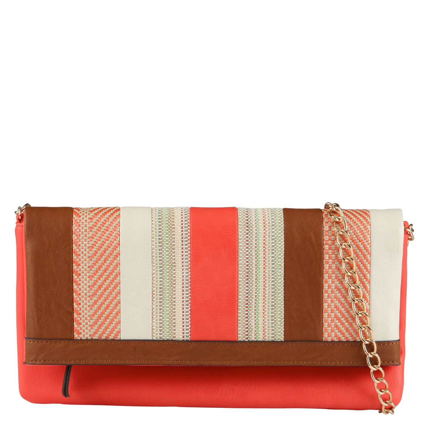 Gudino clutch bag