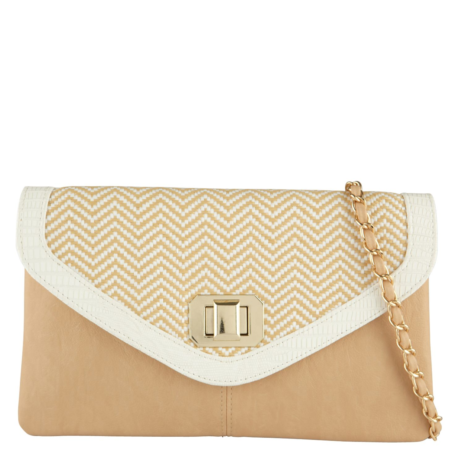 Wantage clutch shoulder bag