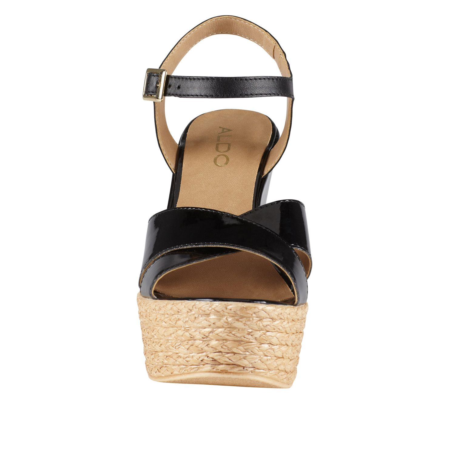 Frirwen wedge strap sandals