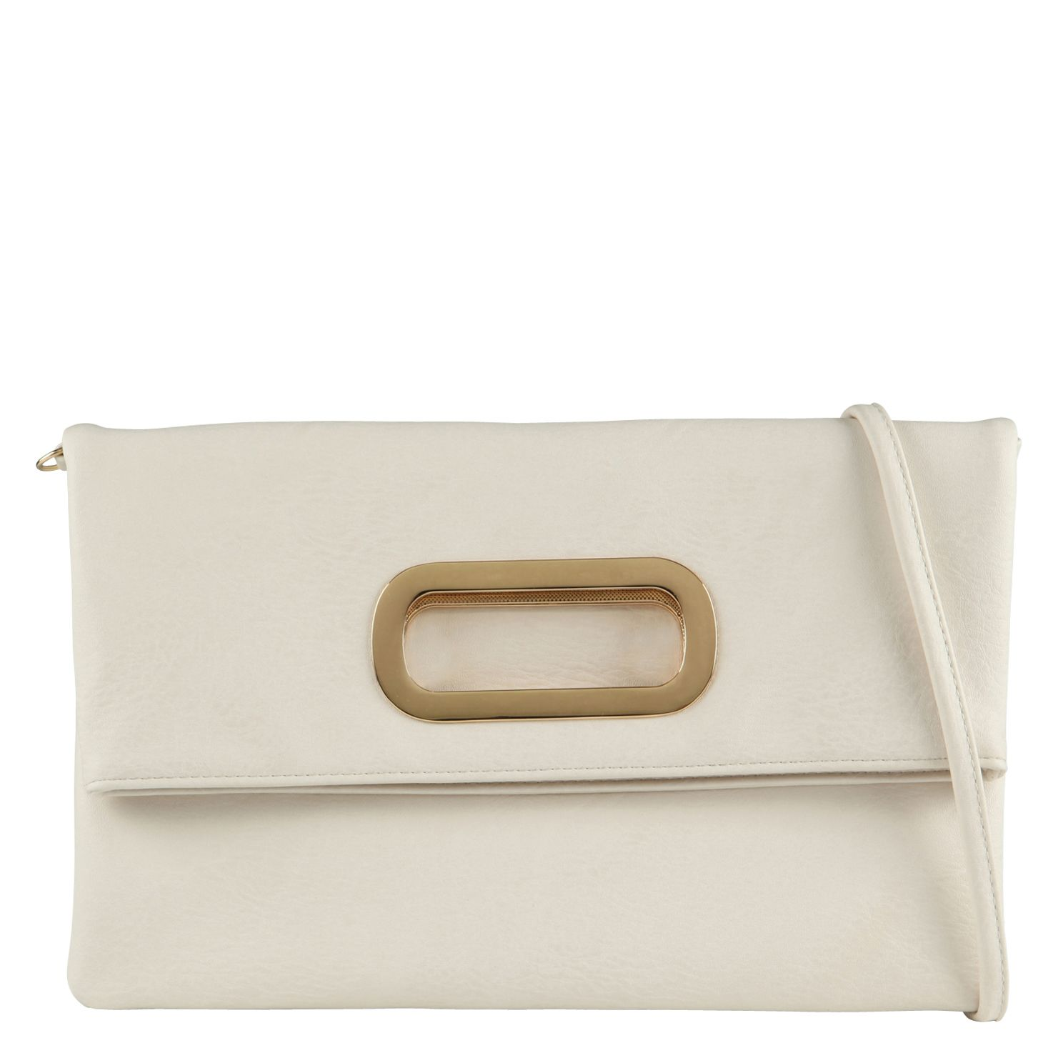 Ventur clutch shoulder bag