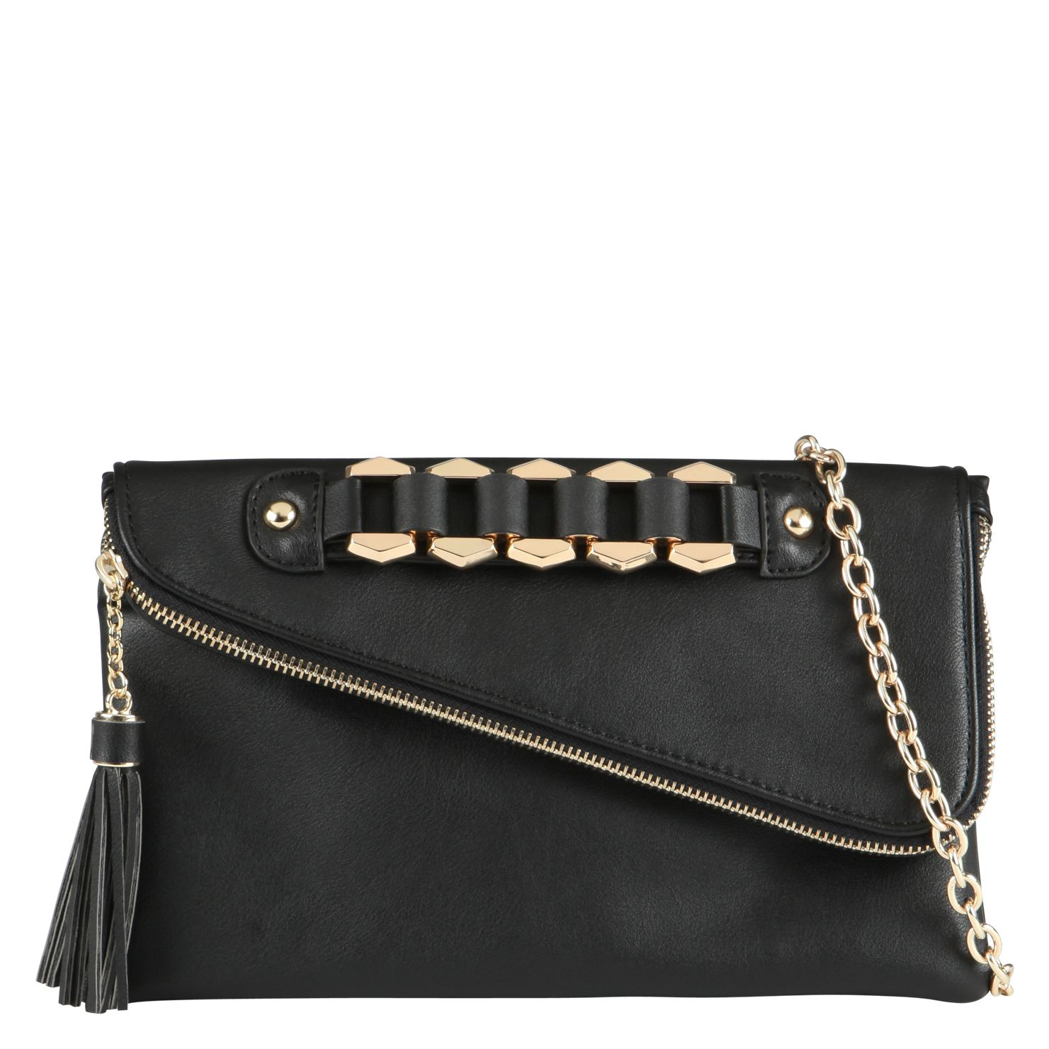 Mcray clutch shoulder bag