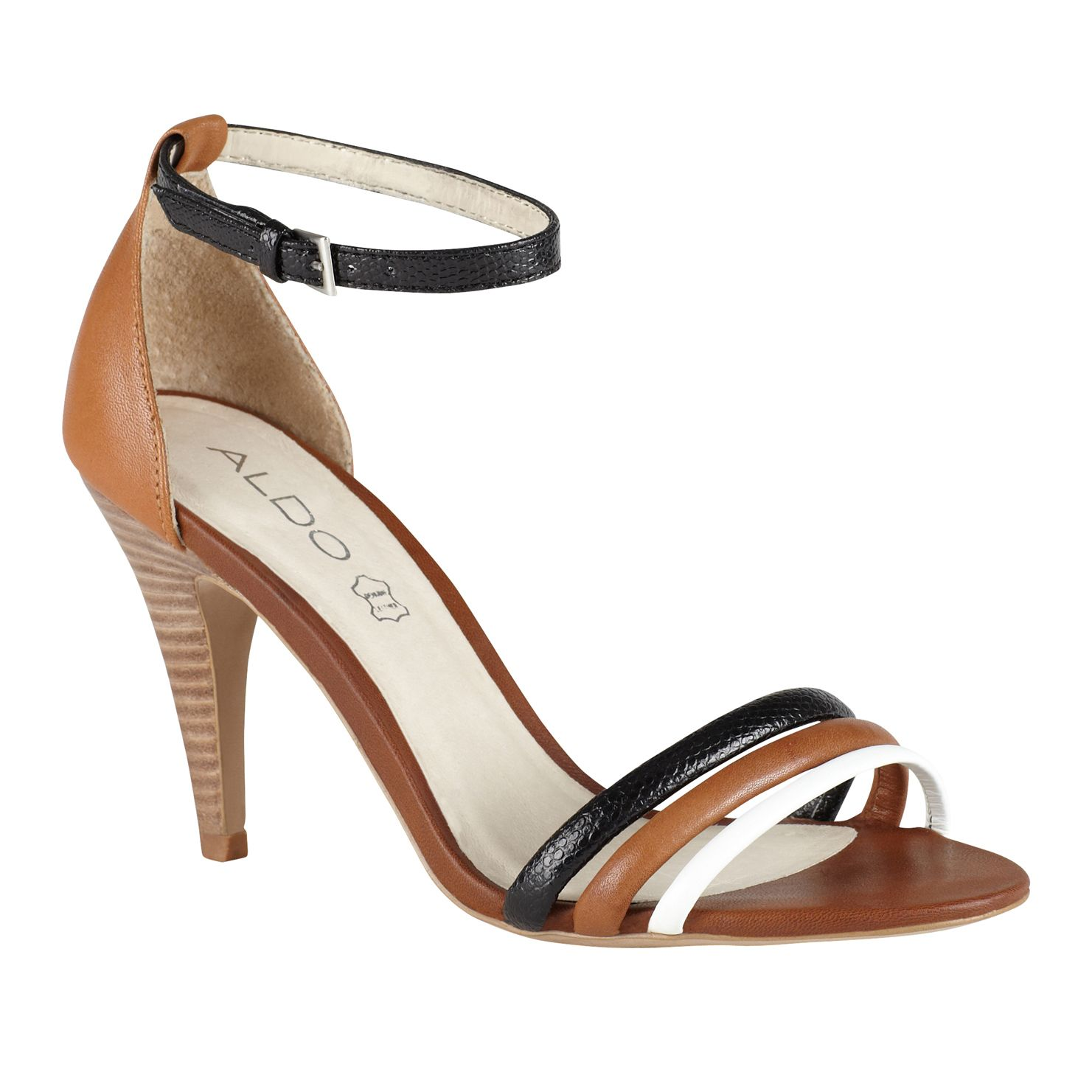 Zewet high heel sandals