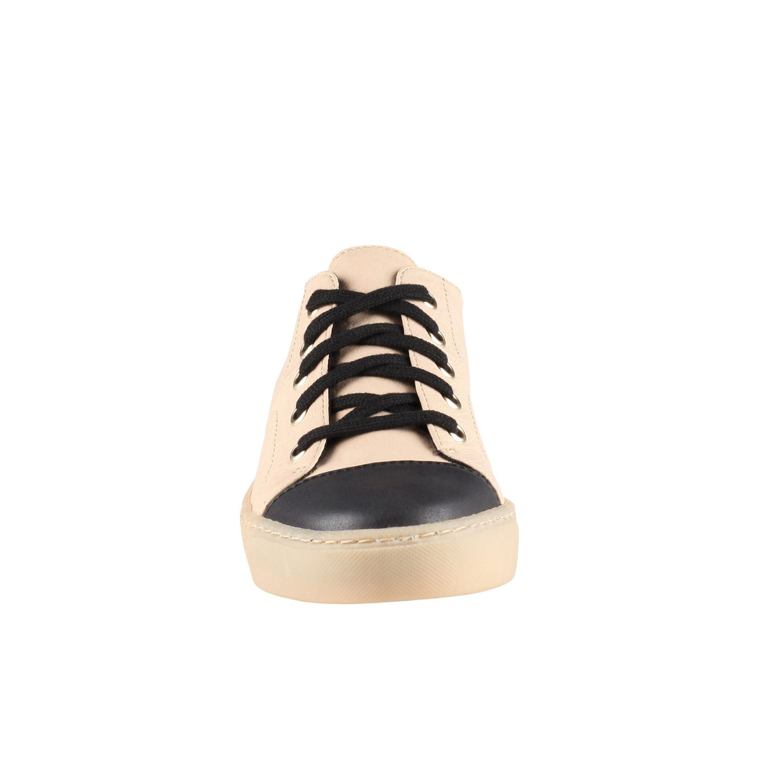 Rudberg platform lace up trainer shoes