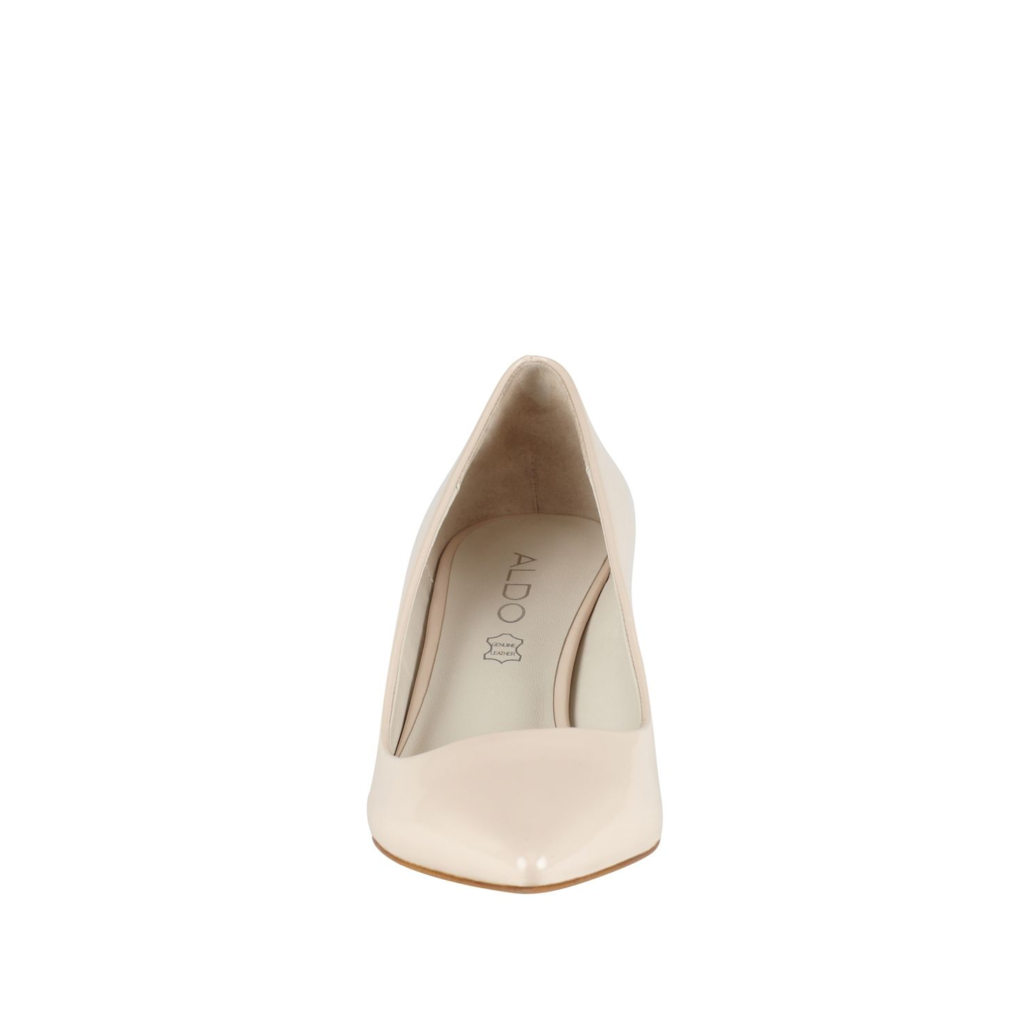 Grenan pointed toe court shoes