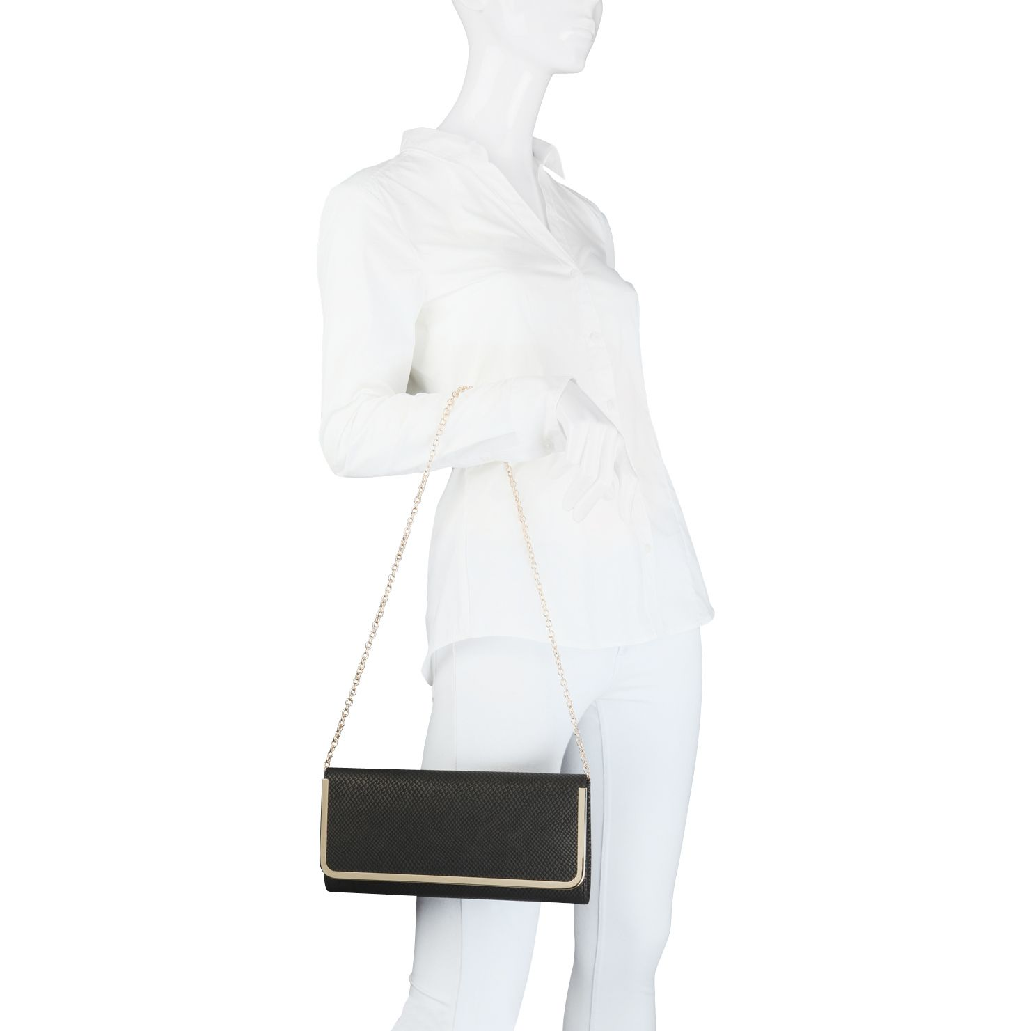 Athineum clutch bag