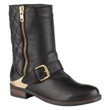 Hillson round toe boots
