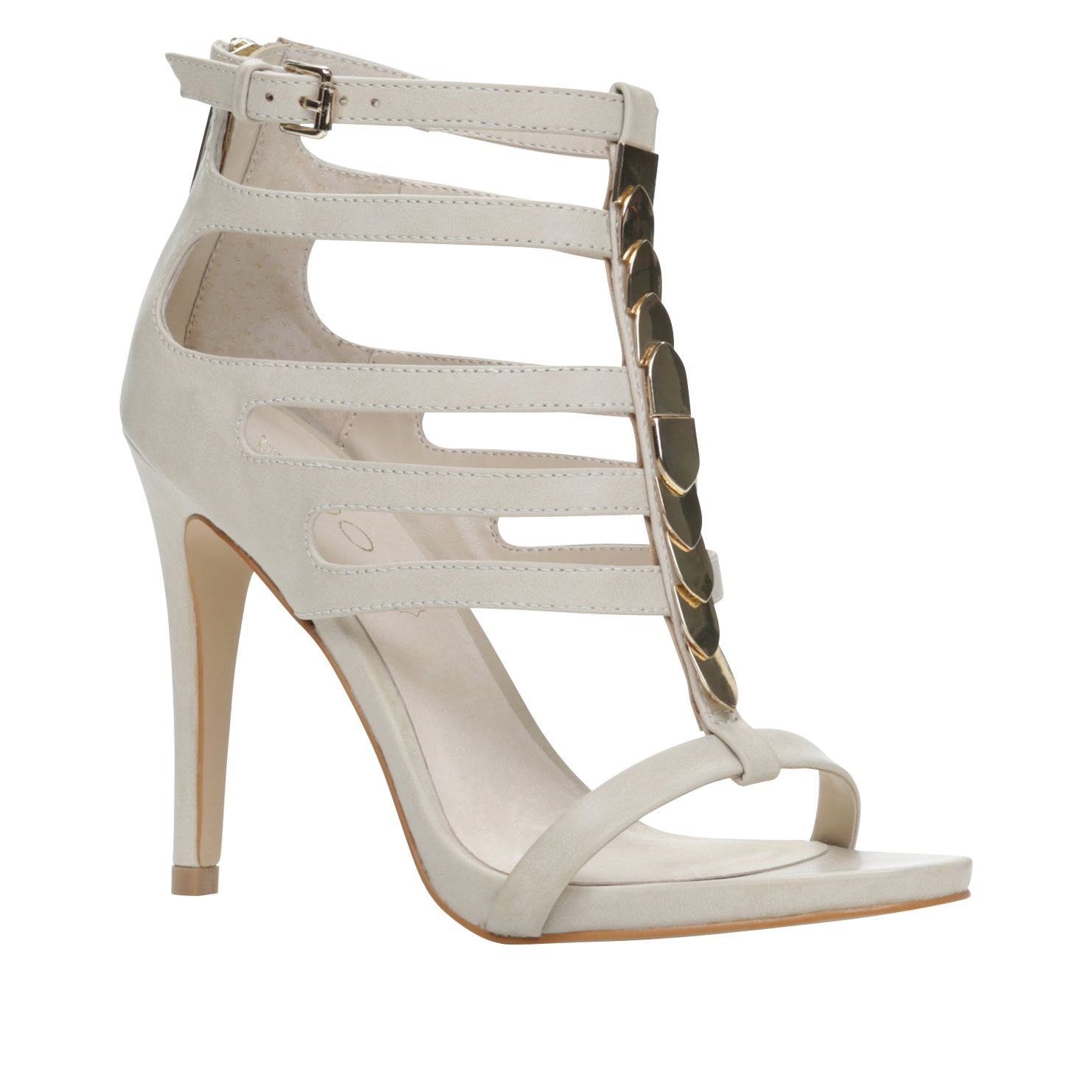 Radville strap high heel sandals