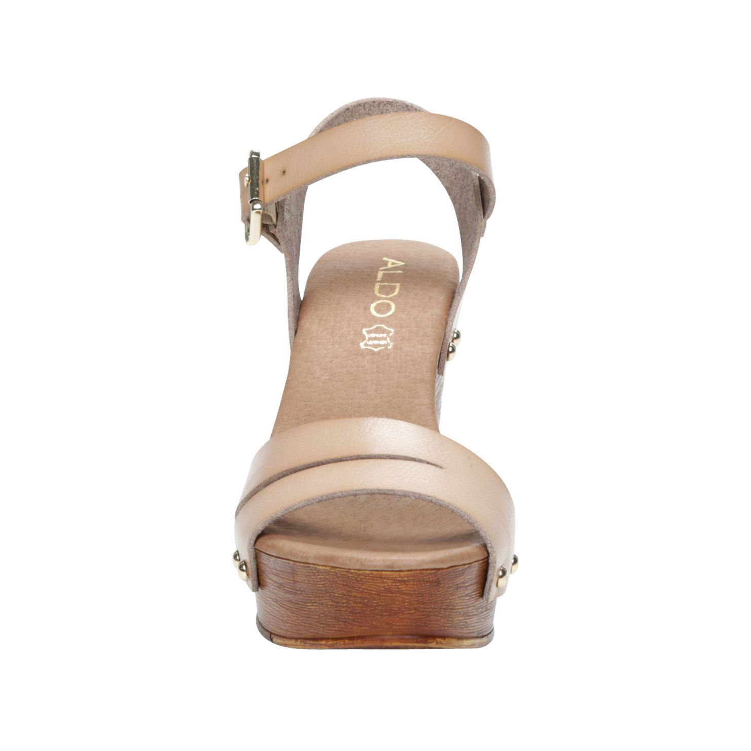 Eowowia wedge strap sandals