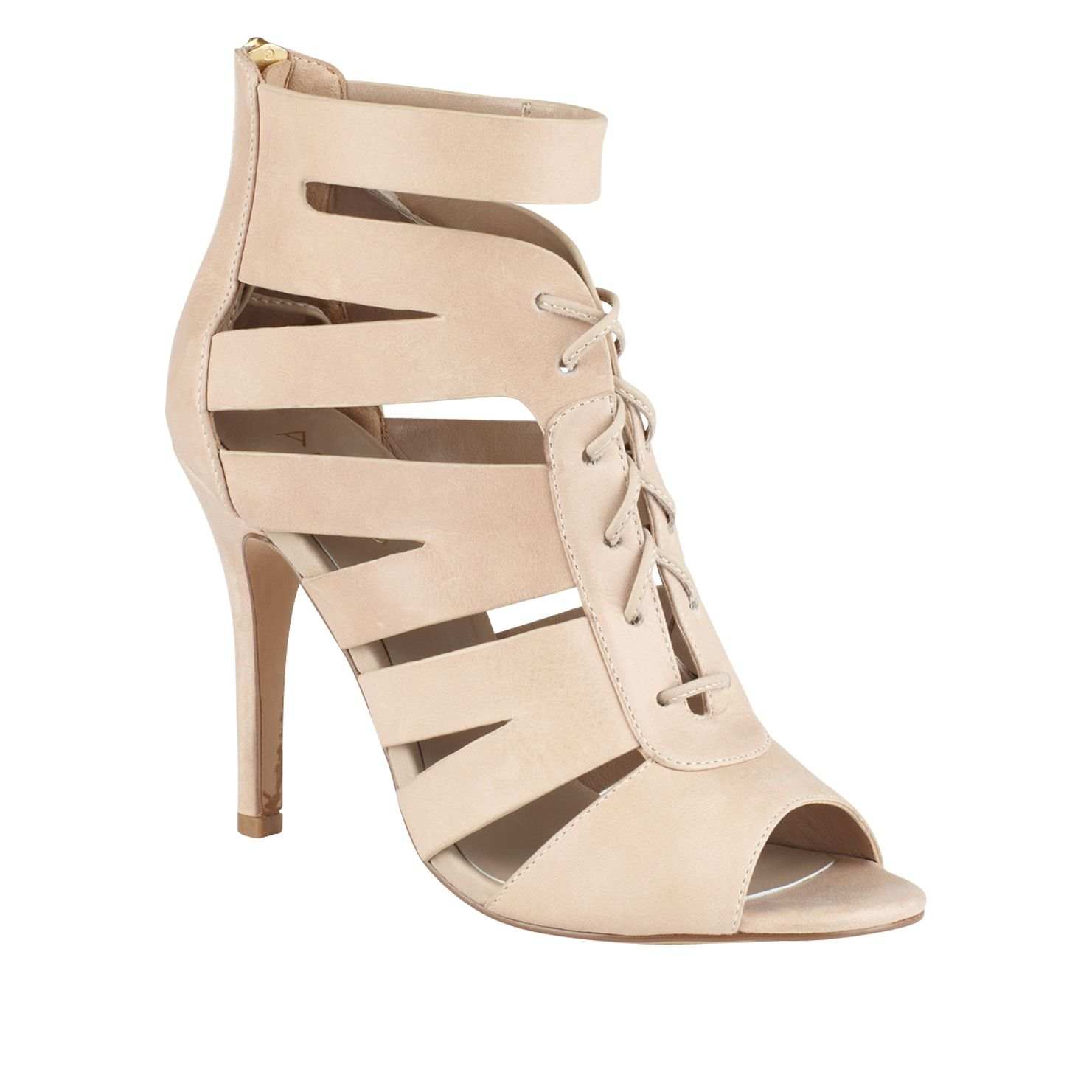 Katelina lace-up stilleto sandals