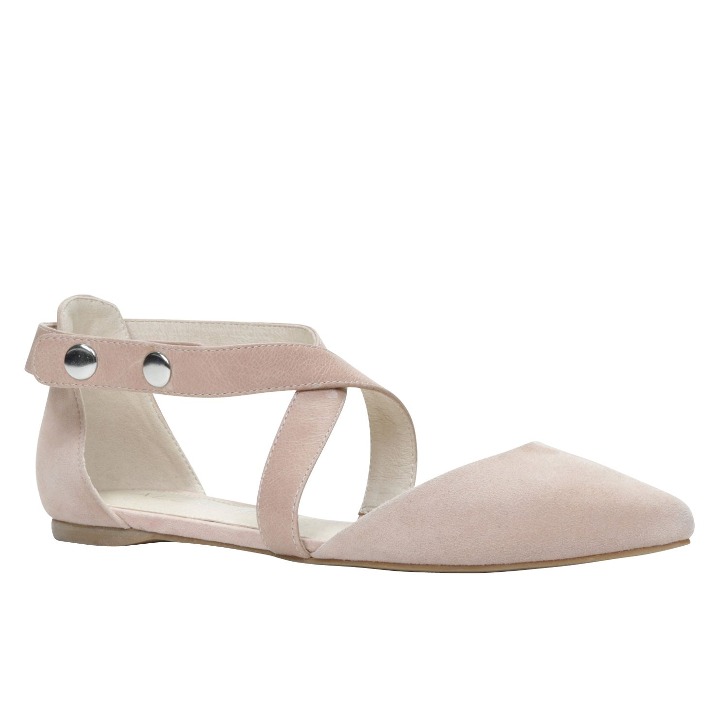 Direven ballerina pump shoes