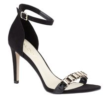 Zuriaa ankle strap court shoes