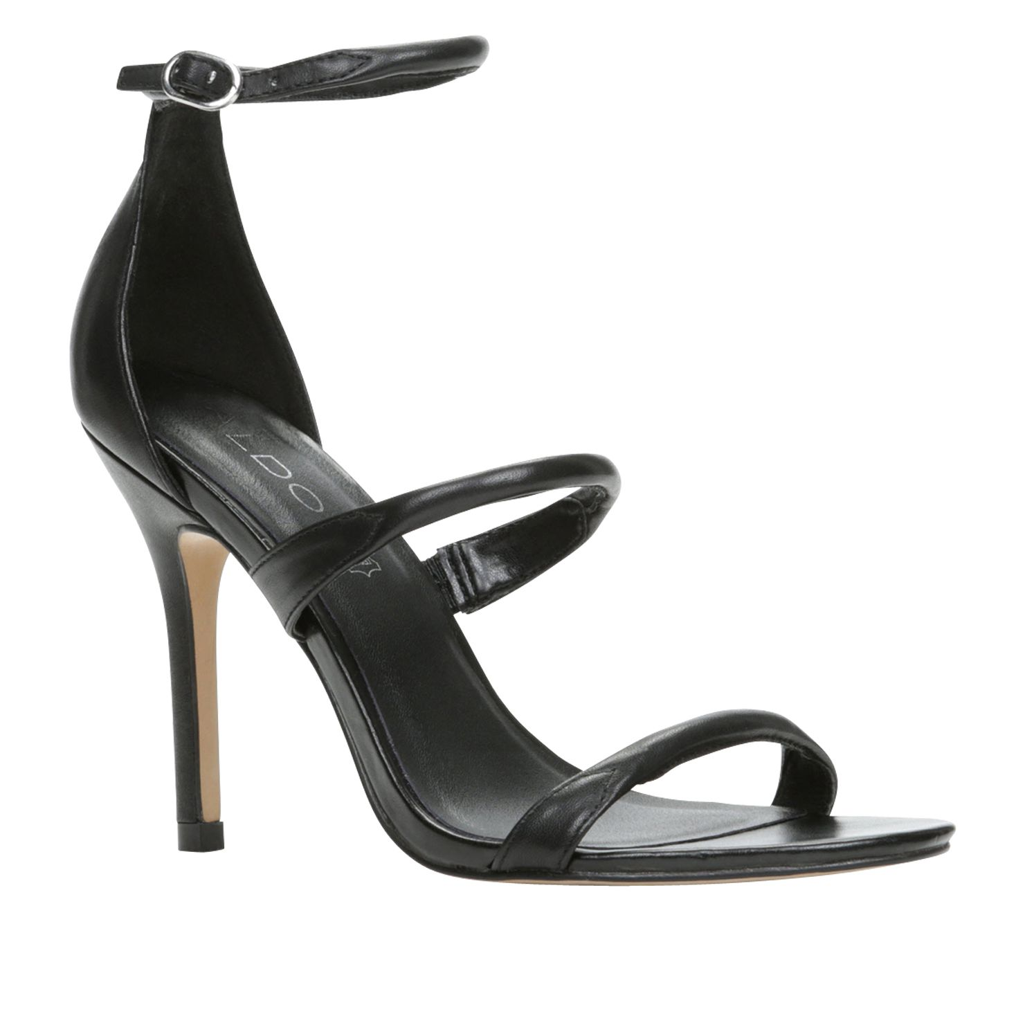 Margetts strap high heel sandals