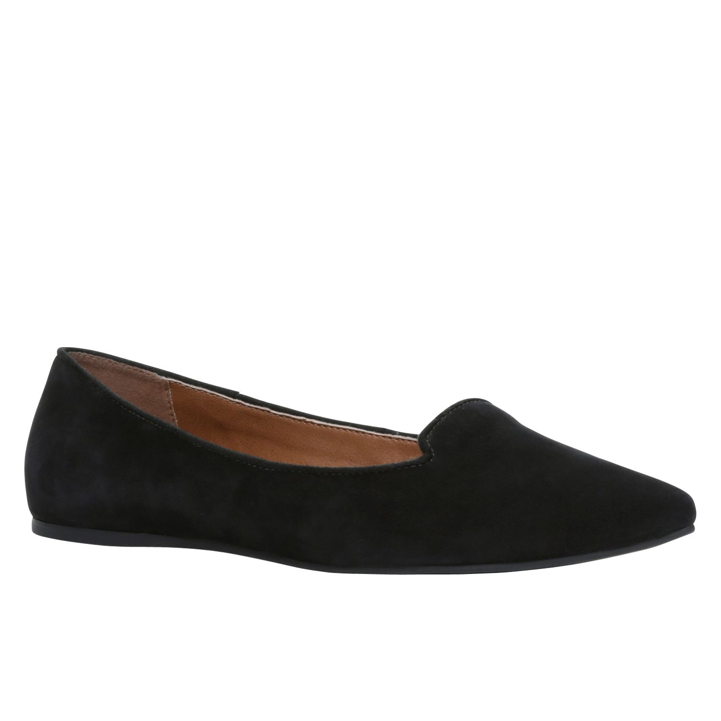 Edelirien almond toe loafer shoes