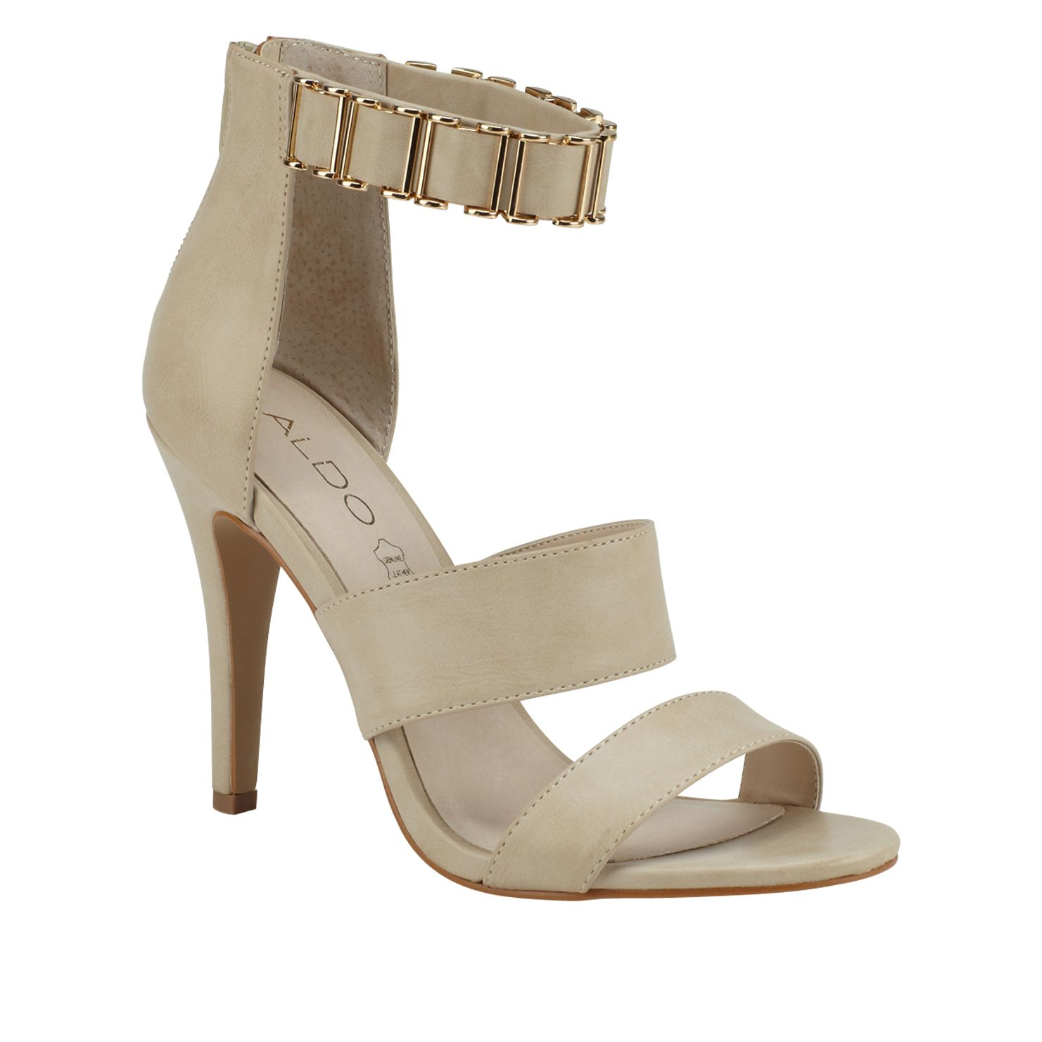 Campea ankle strap court sandals