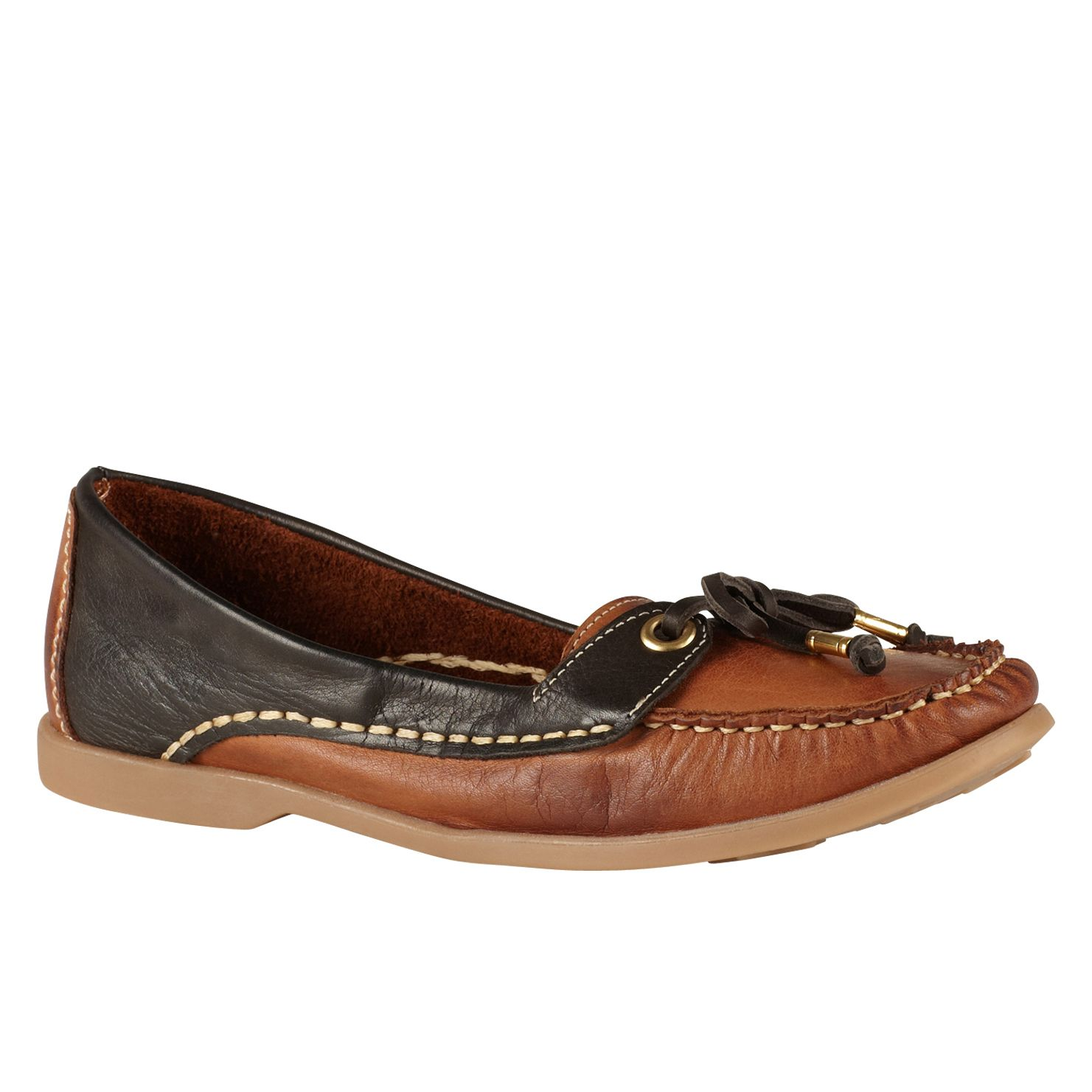 Alovien flat loafer shoes