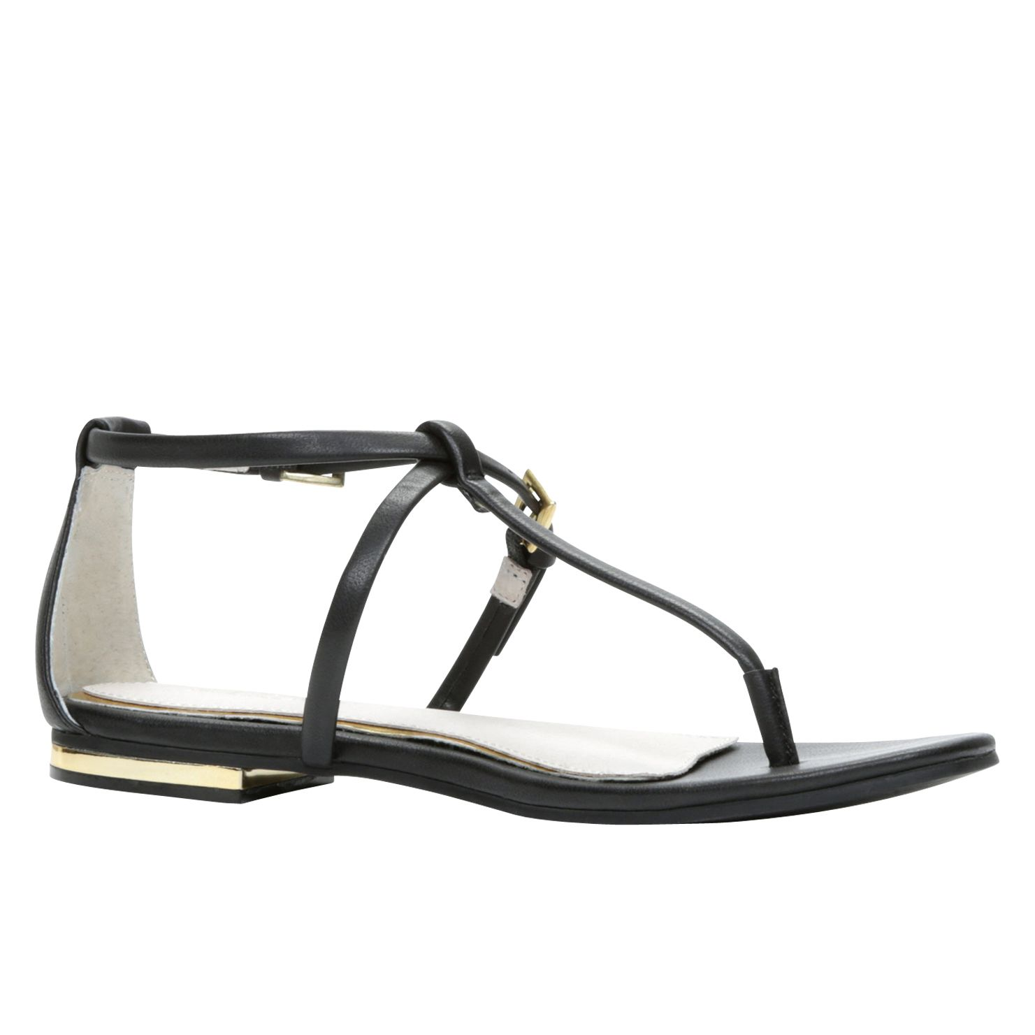 Raeshon flat t-bar sandals