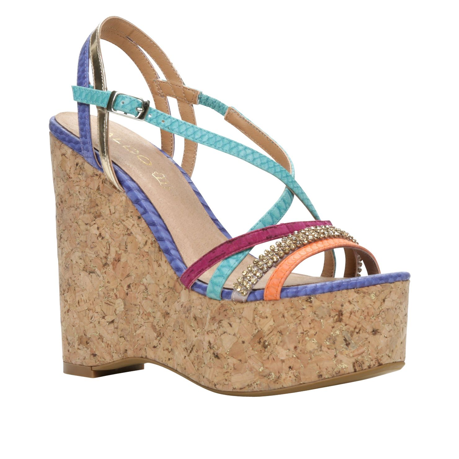 Otava wedge strap sandals