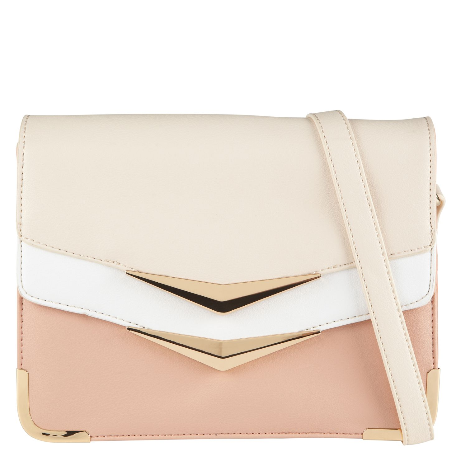 Vernonia cross body clutch