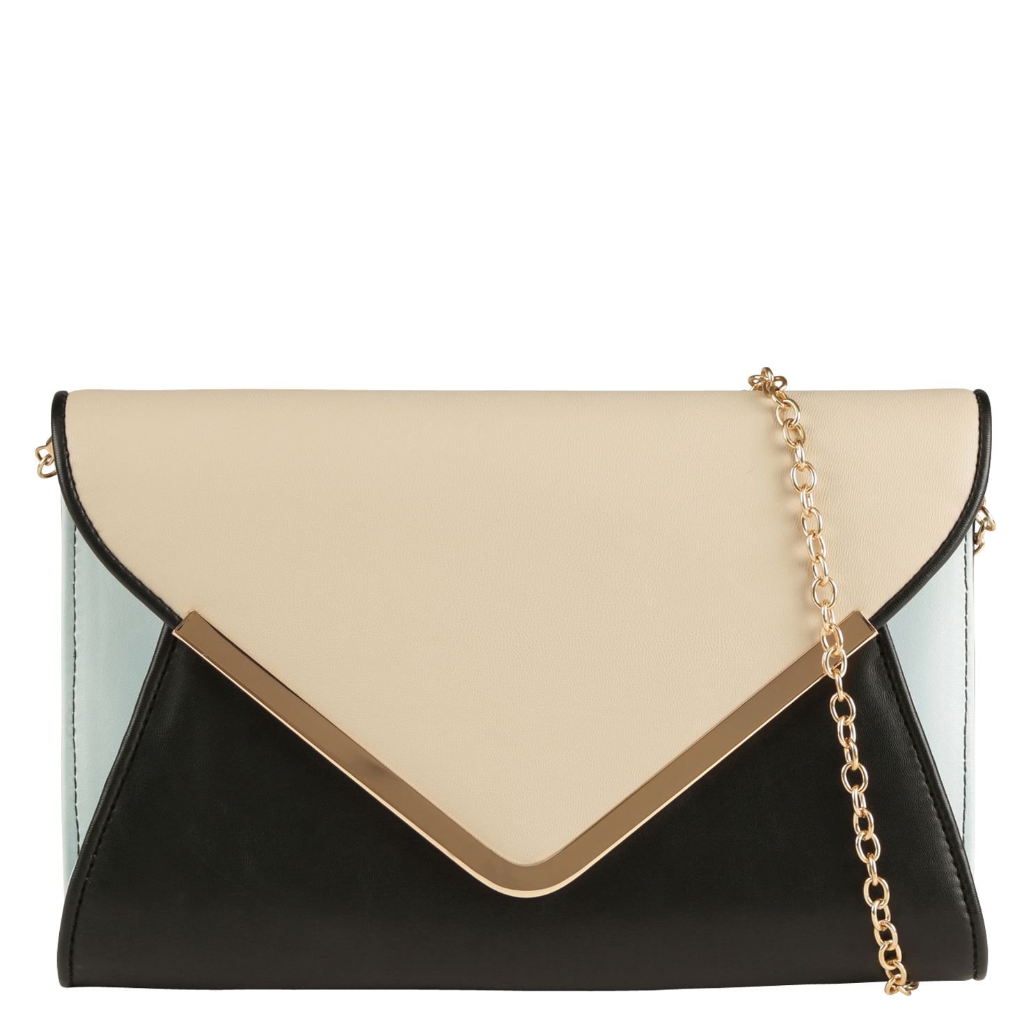 Elsmere clutch bag