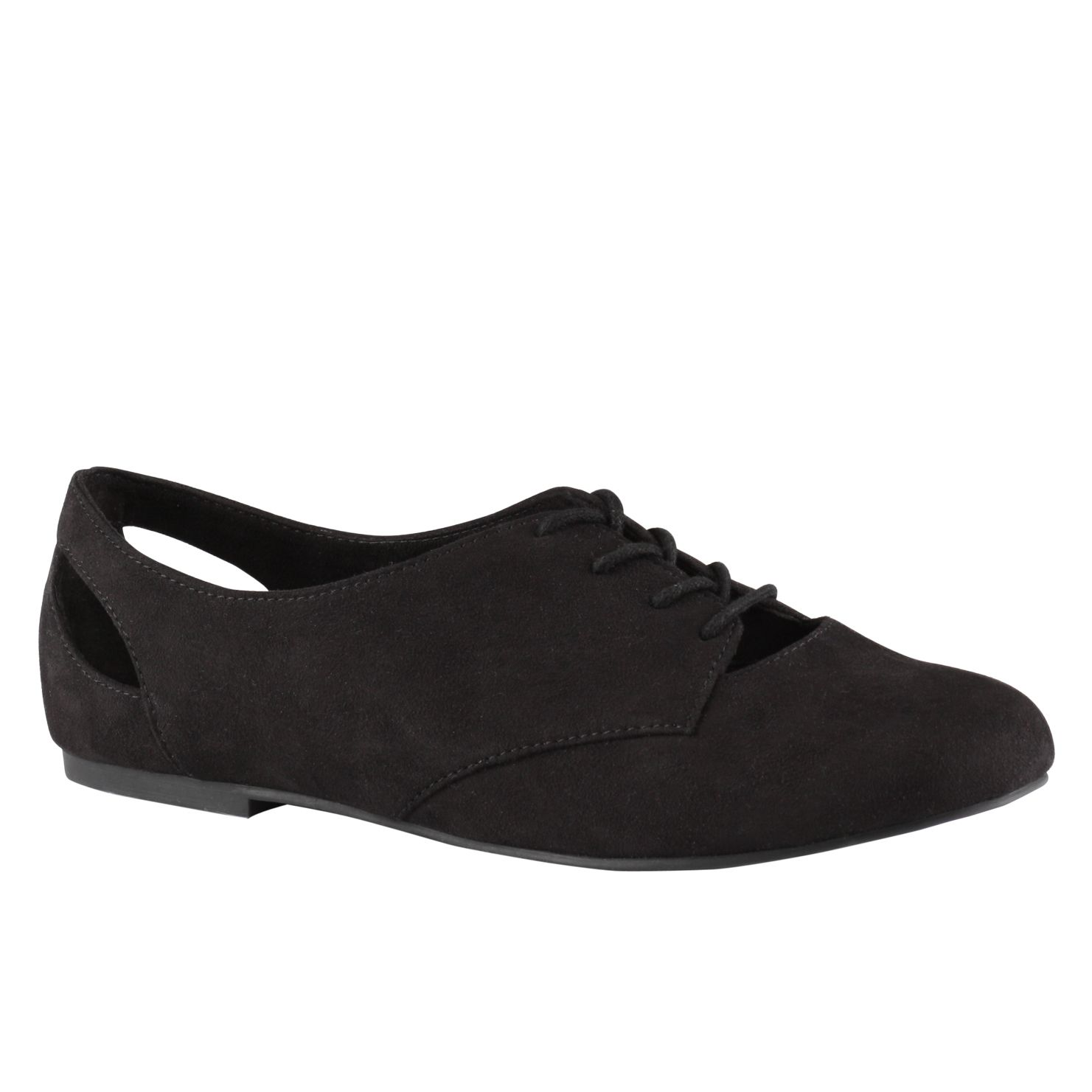 Galiallan almond toe lace up shoes