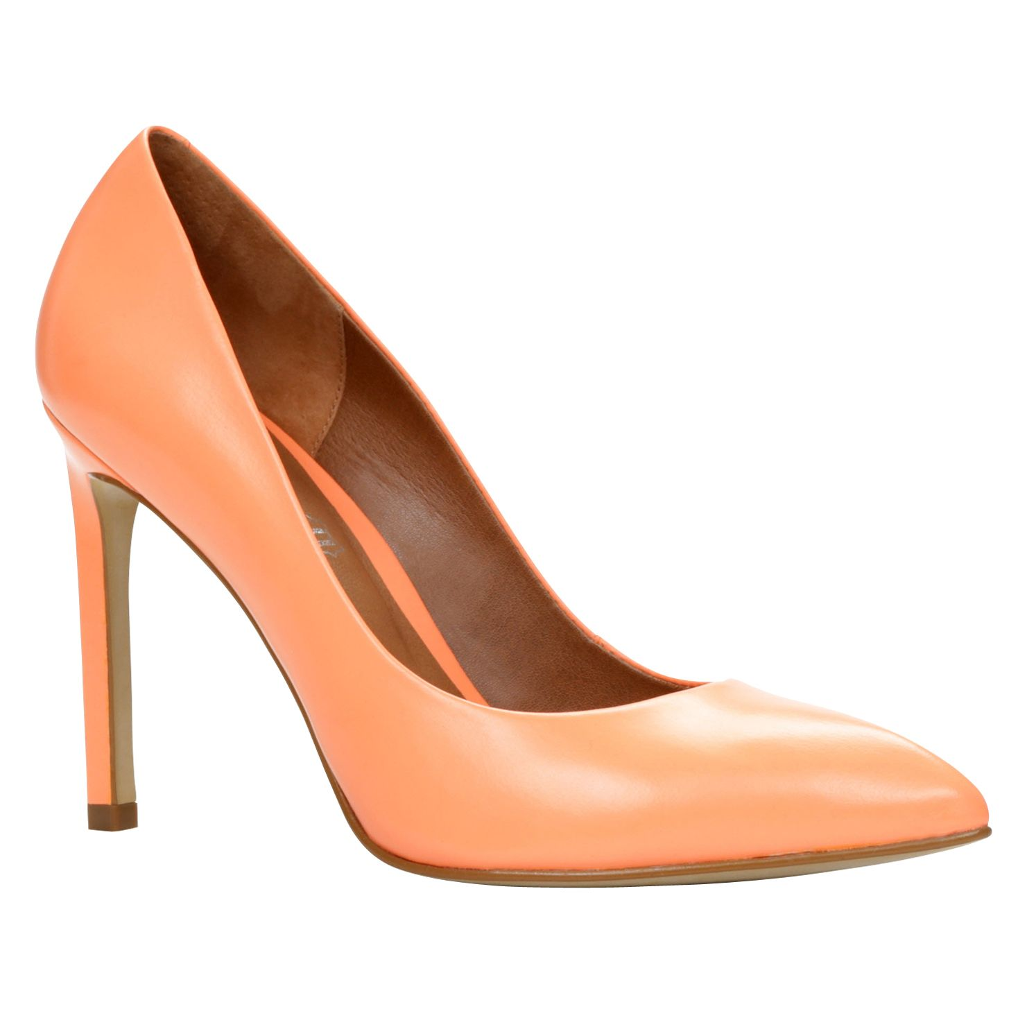 Edilania pointed toe court shoes