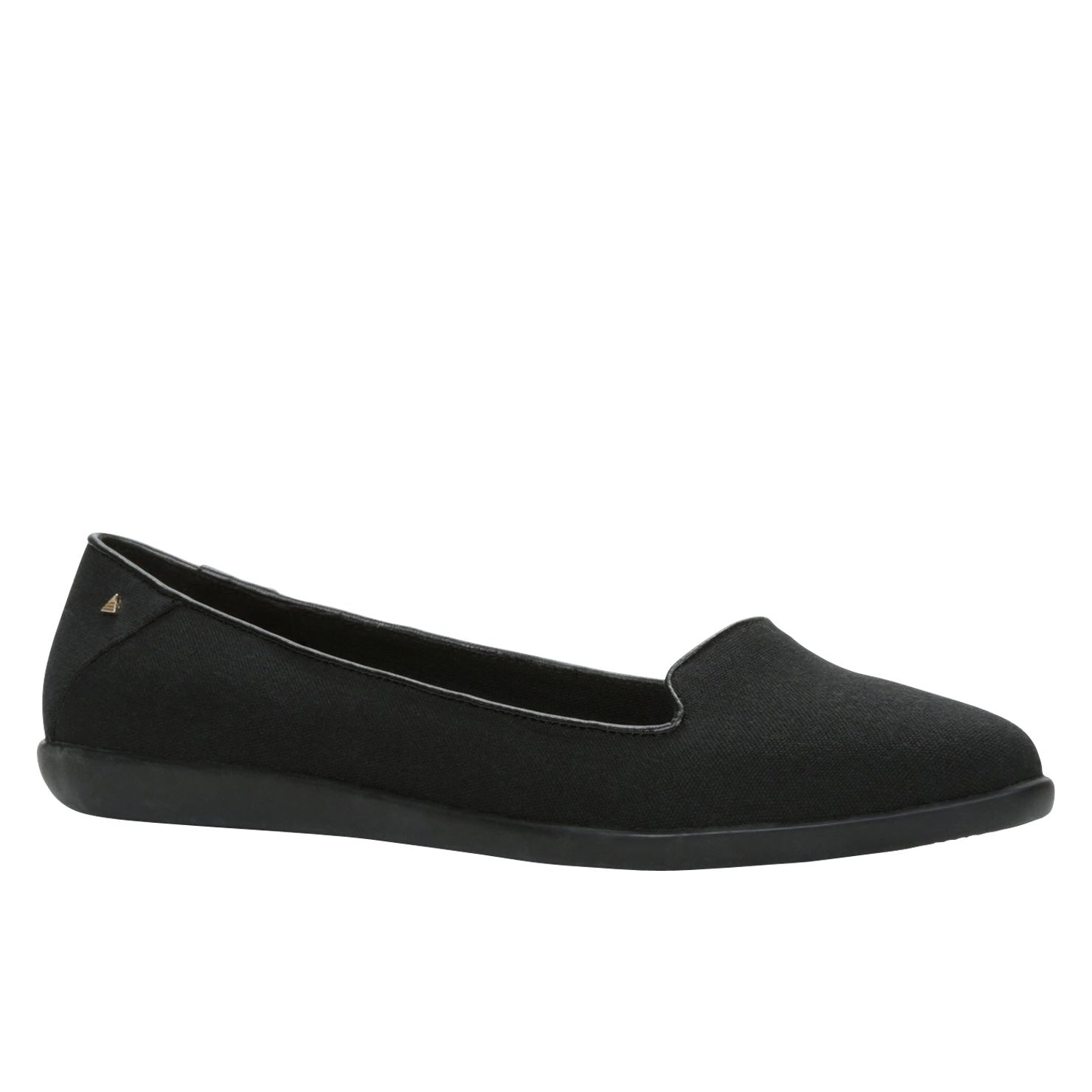 Gwaelclya almond toe slip on shoes