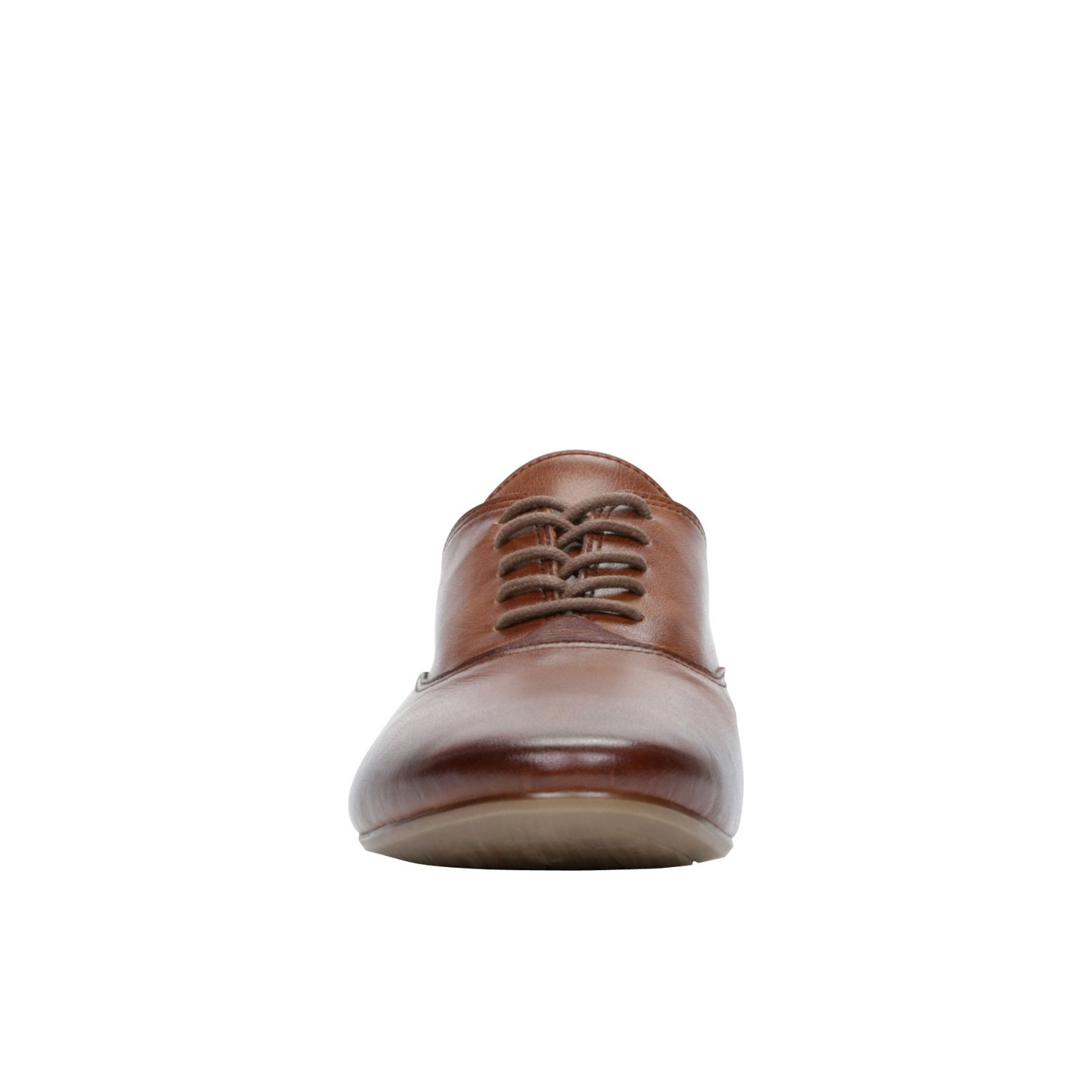 Corerien almond toe lace up shoes