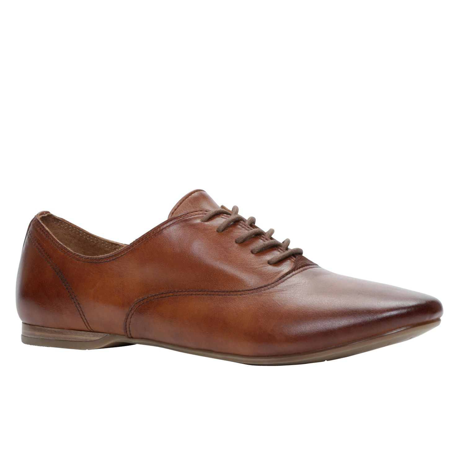 Corerien almand toe lace up shoes
