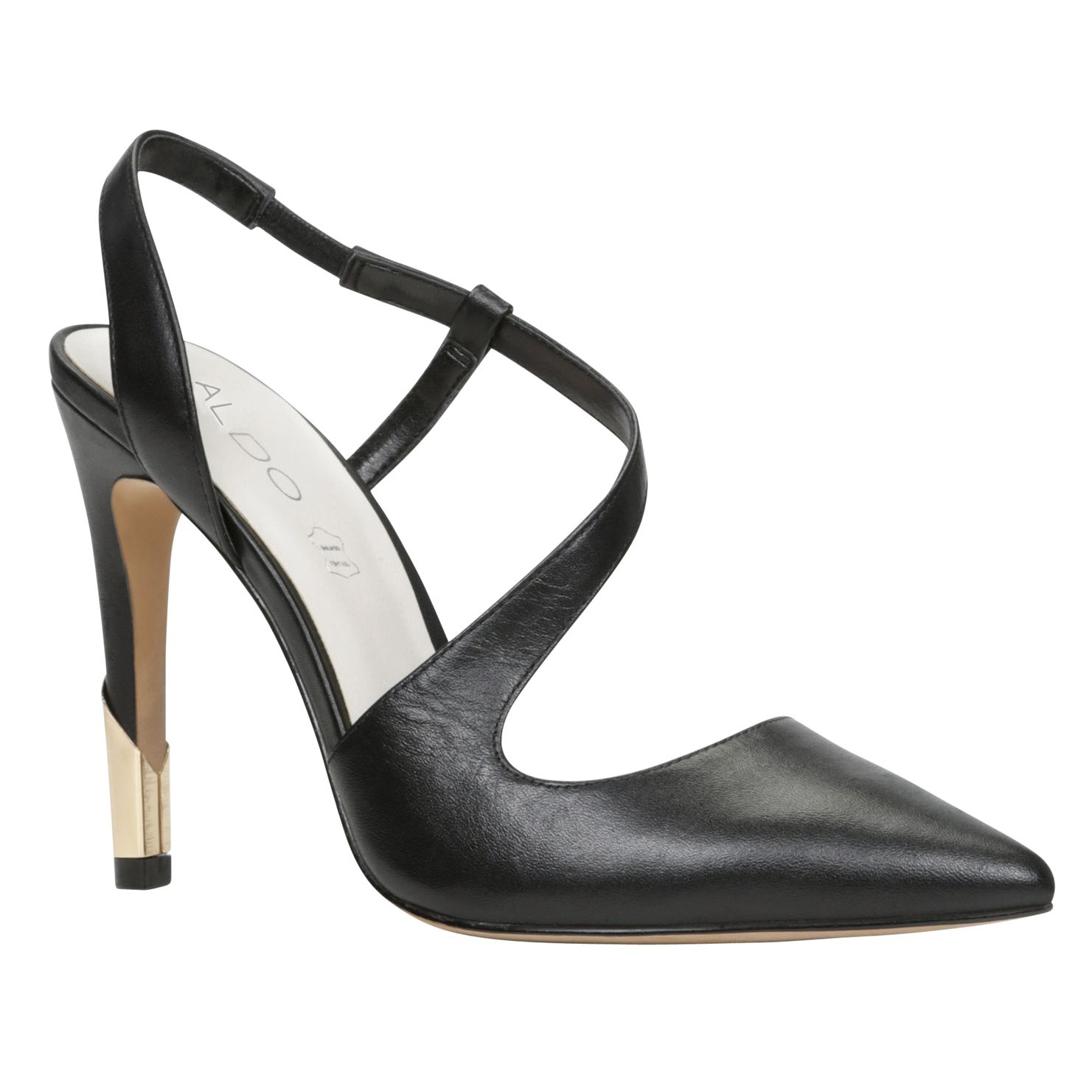 Therarwen pointed toe court shoes