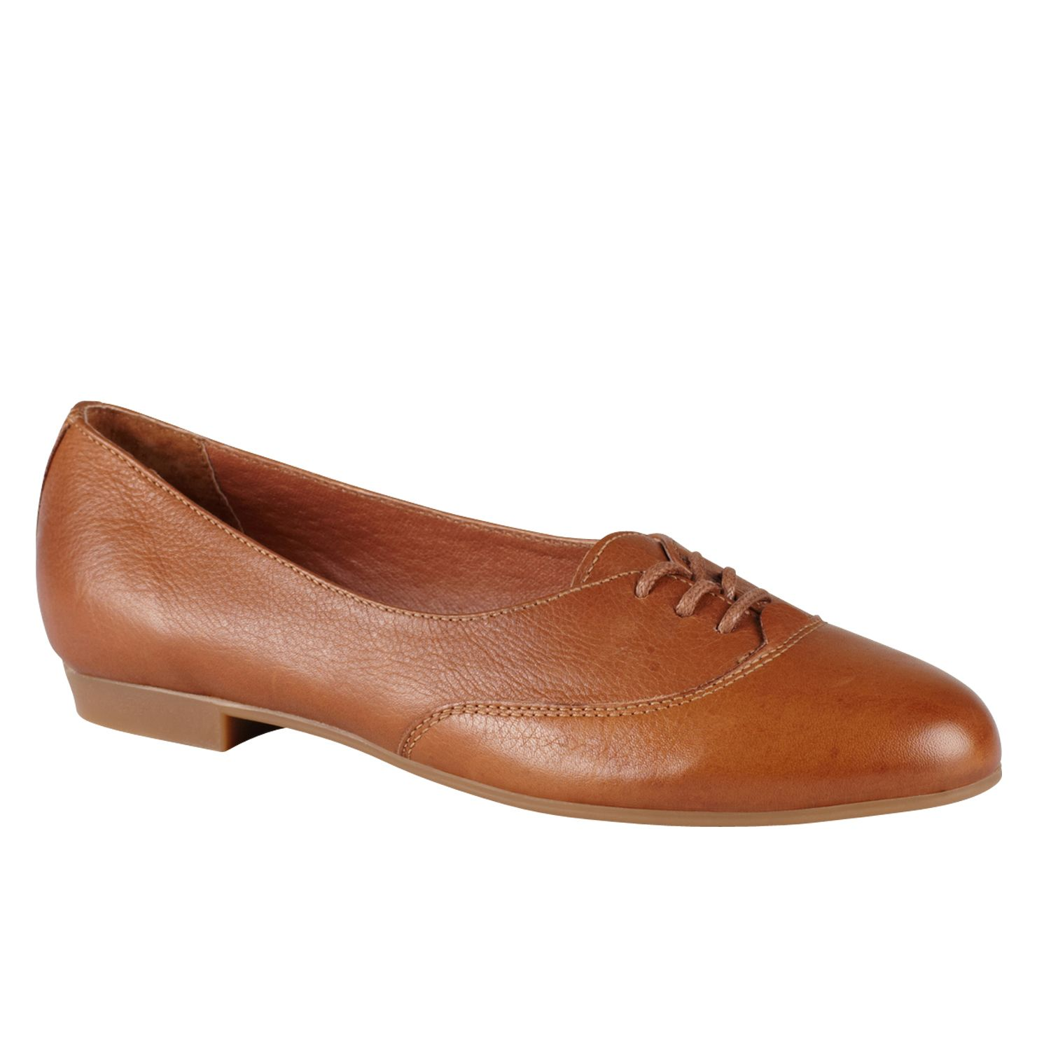 Bicchignano round toe brogue shoes
