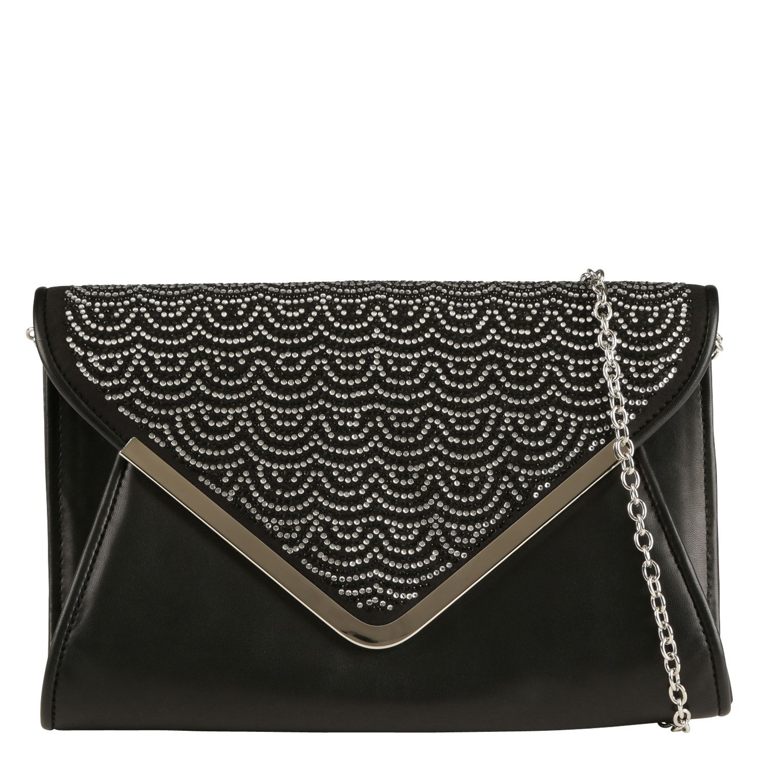 Performer enveloppe clutch bag