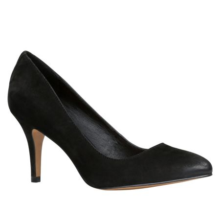 Aldo Fragola almond toe court shoes