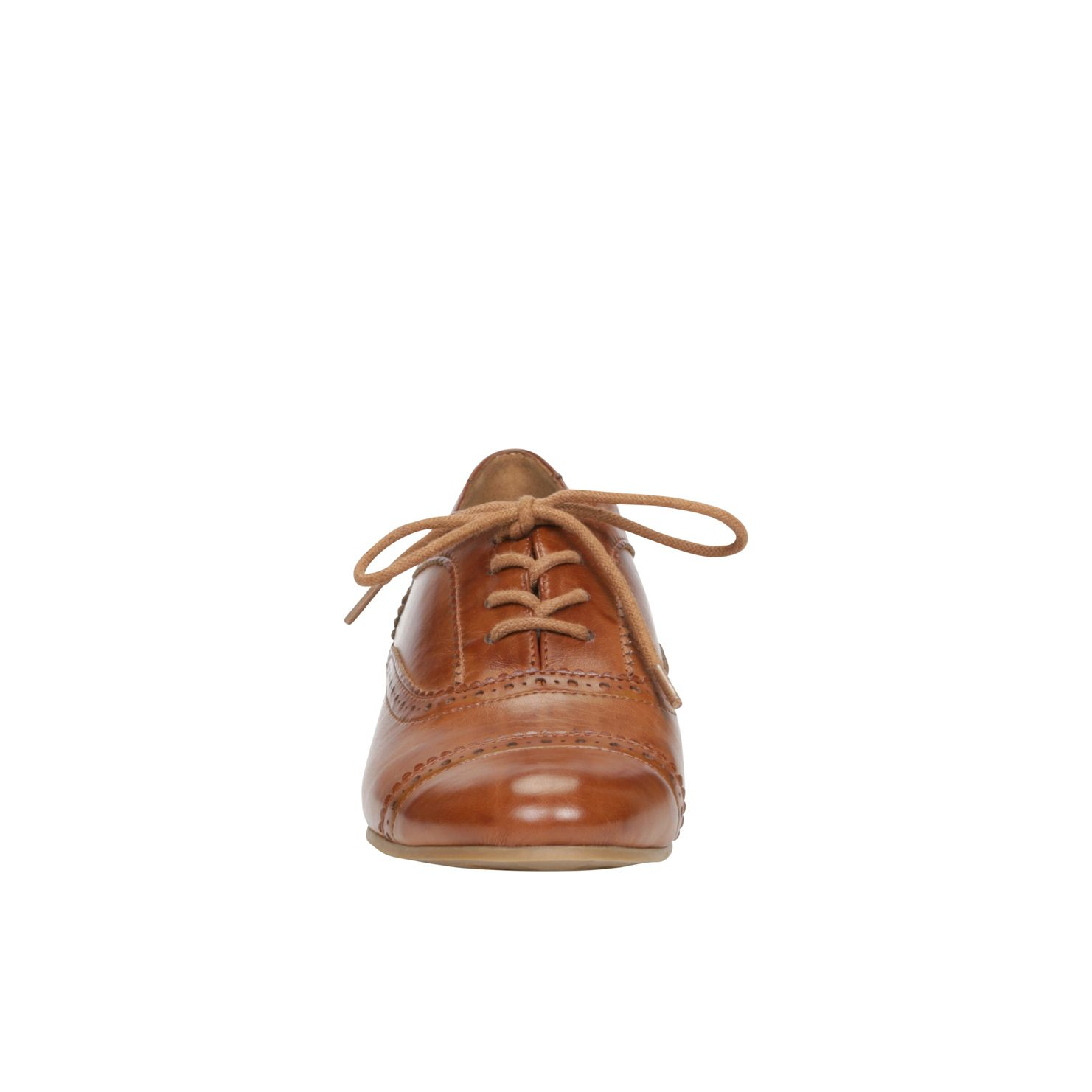 Grummer lace up brogue shoes