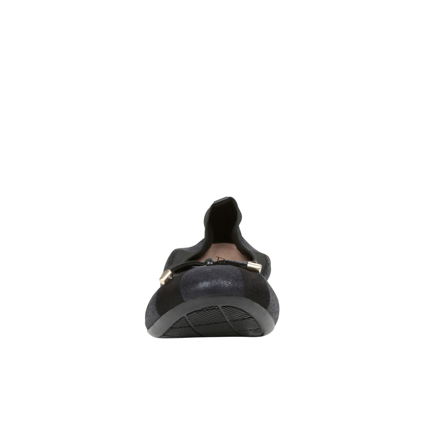 Alania round toe ballerina shoes