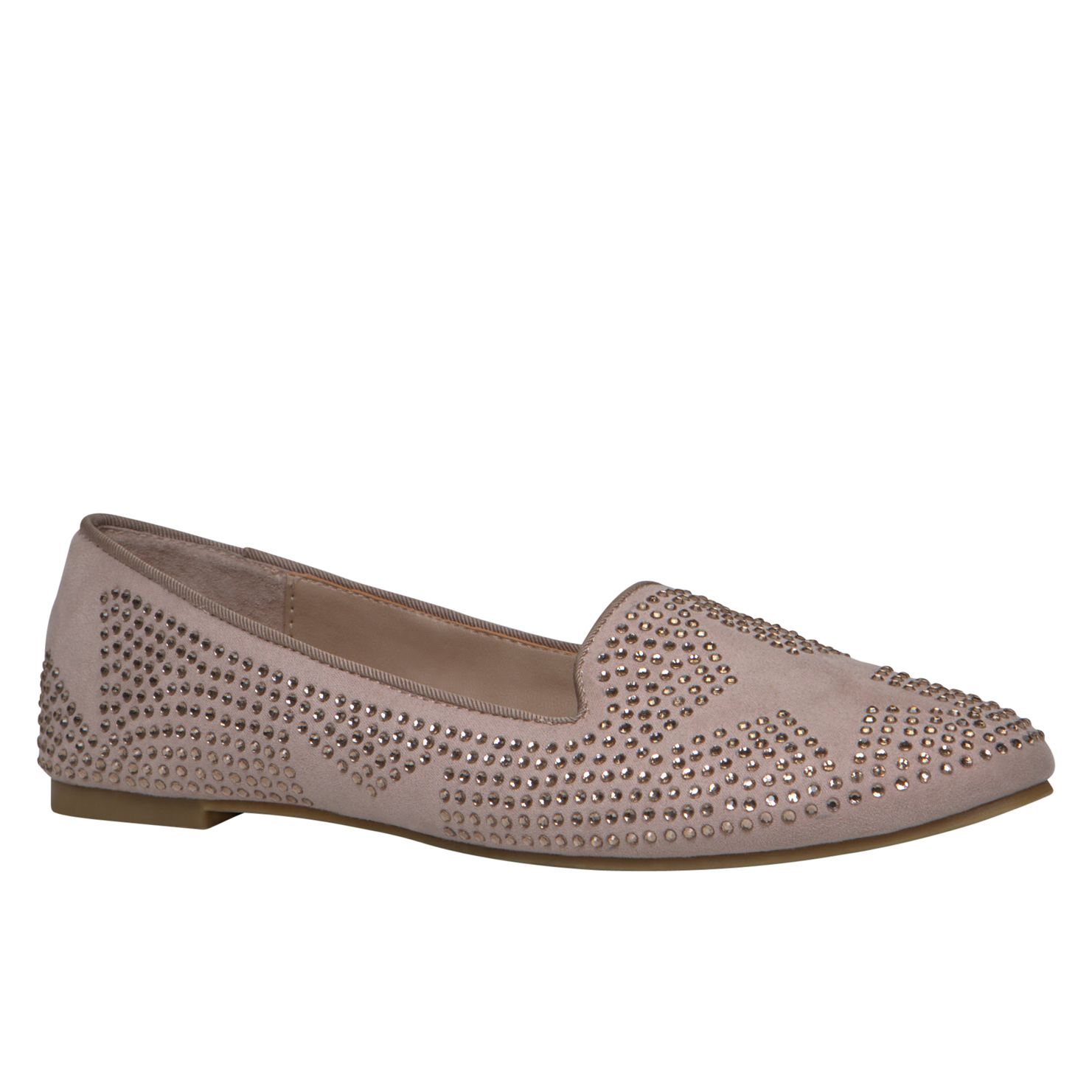 Janni flat loafer shoes