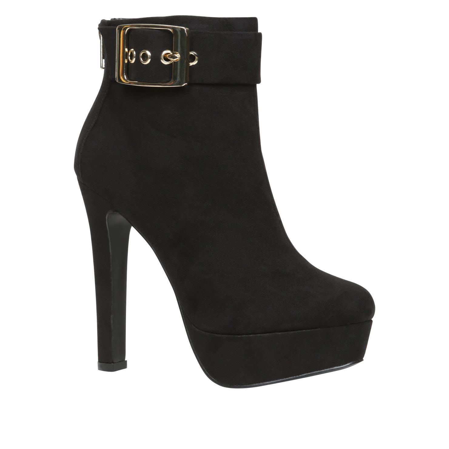 Disantis platform high heel boots