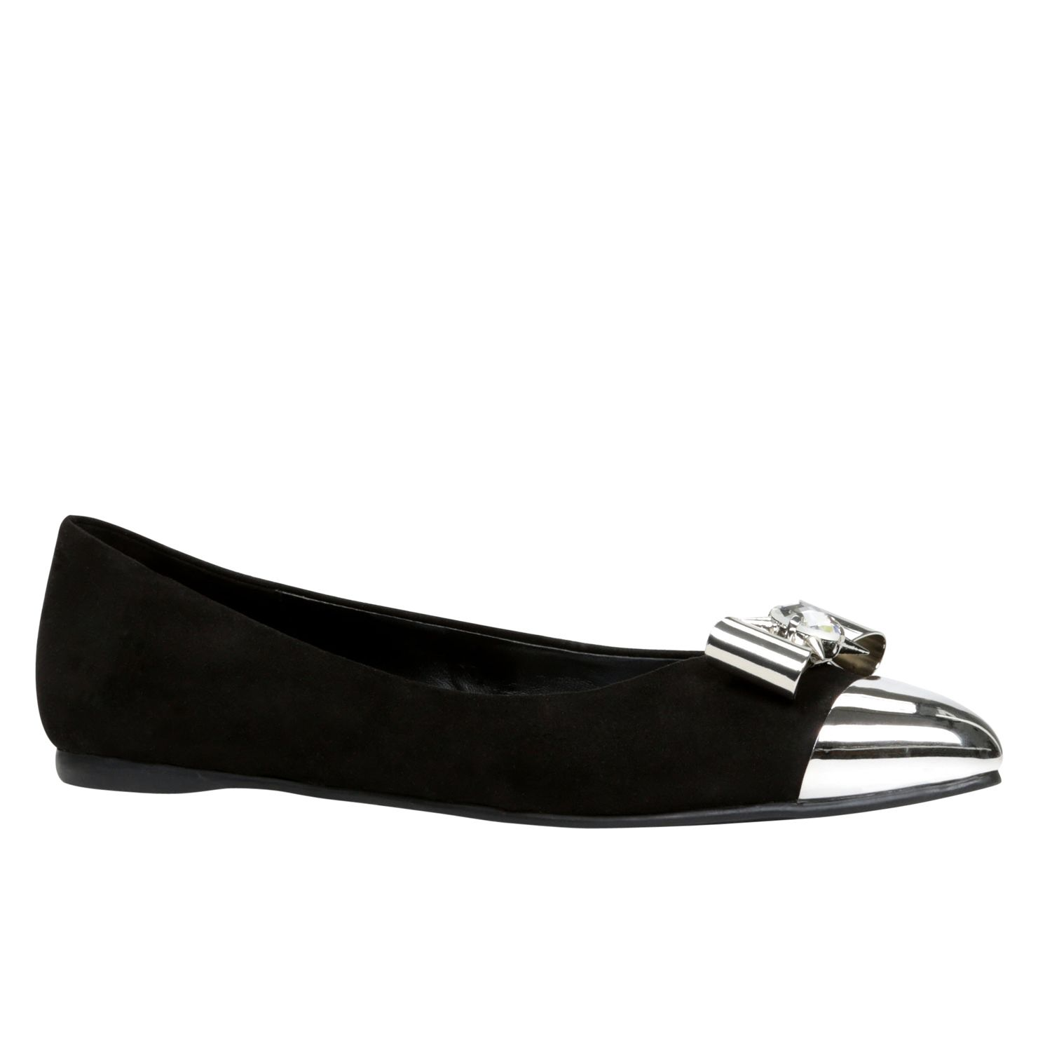 Zicia pointed toe ballerina shoes
