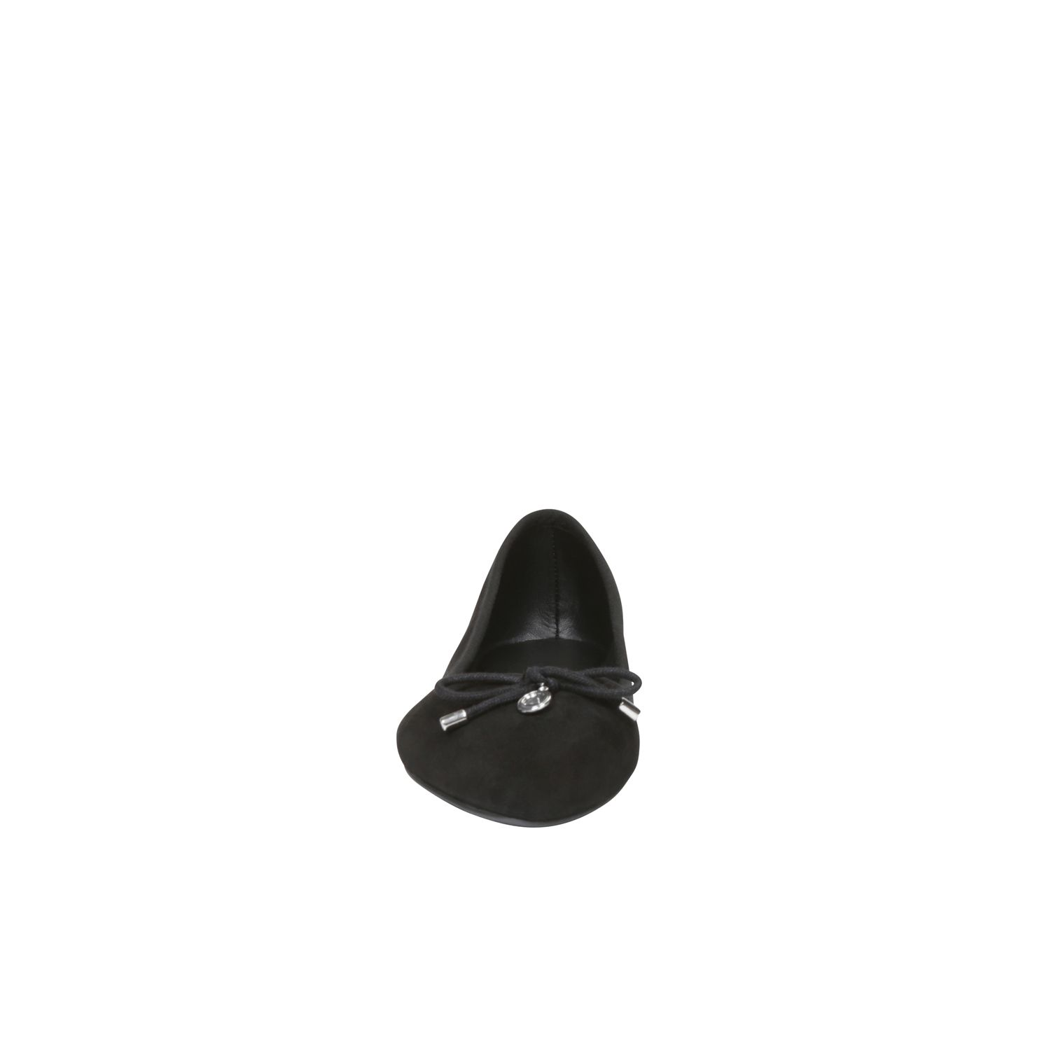 Rozario pointed toe ballerina shoes