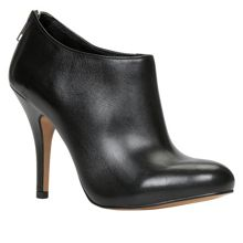 Marina almond toe ankle boots