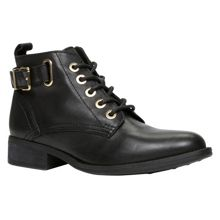 Sybil  lace up ankle boots