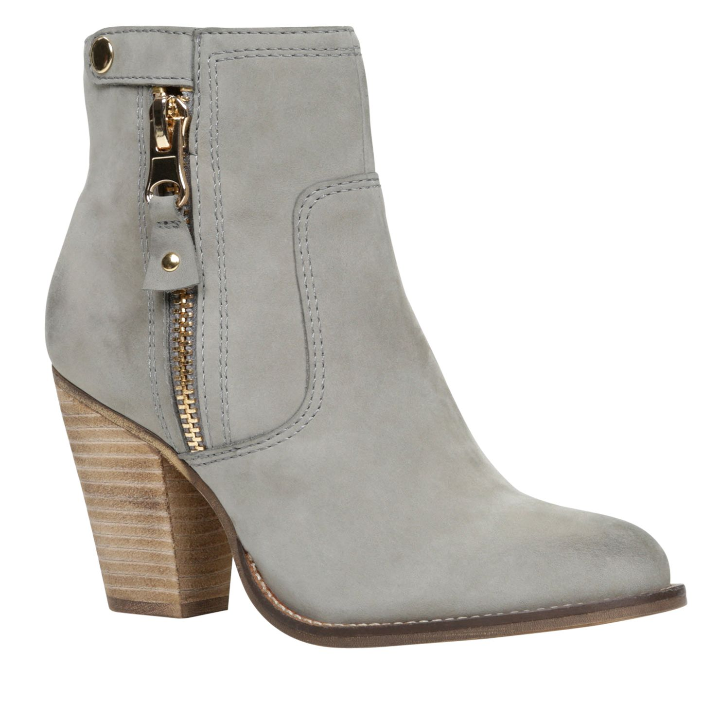 Olenalla side zip ankle boots