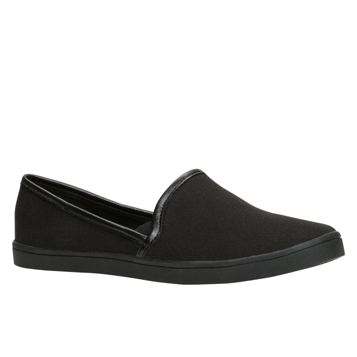 Struz round toe loafer shoes