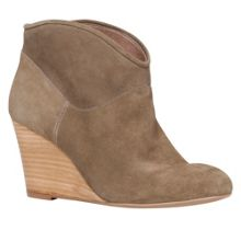 Figode wedge ankle boots