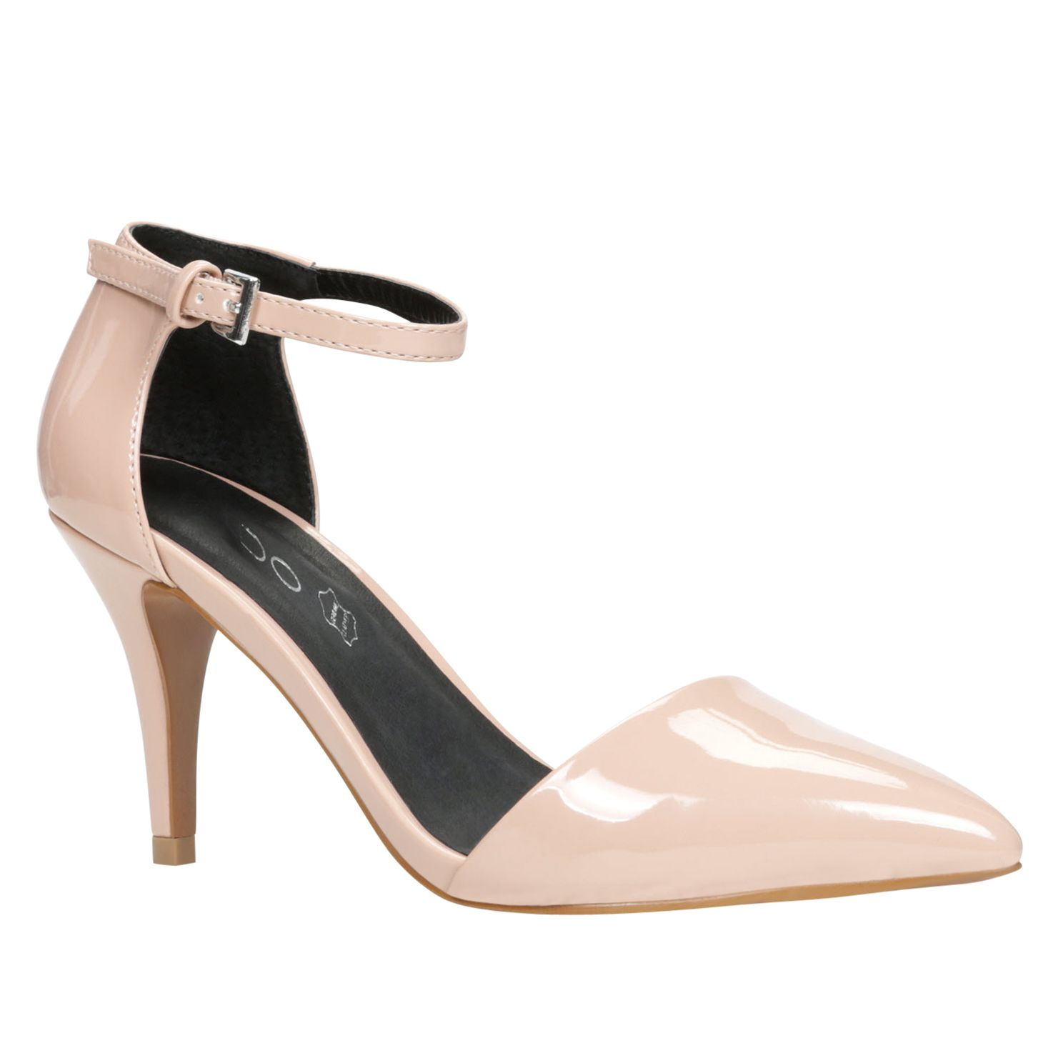 Manola pointed toe court shoes